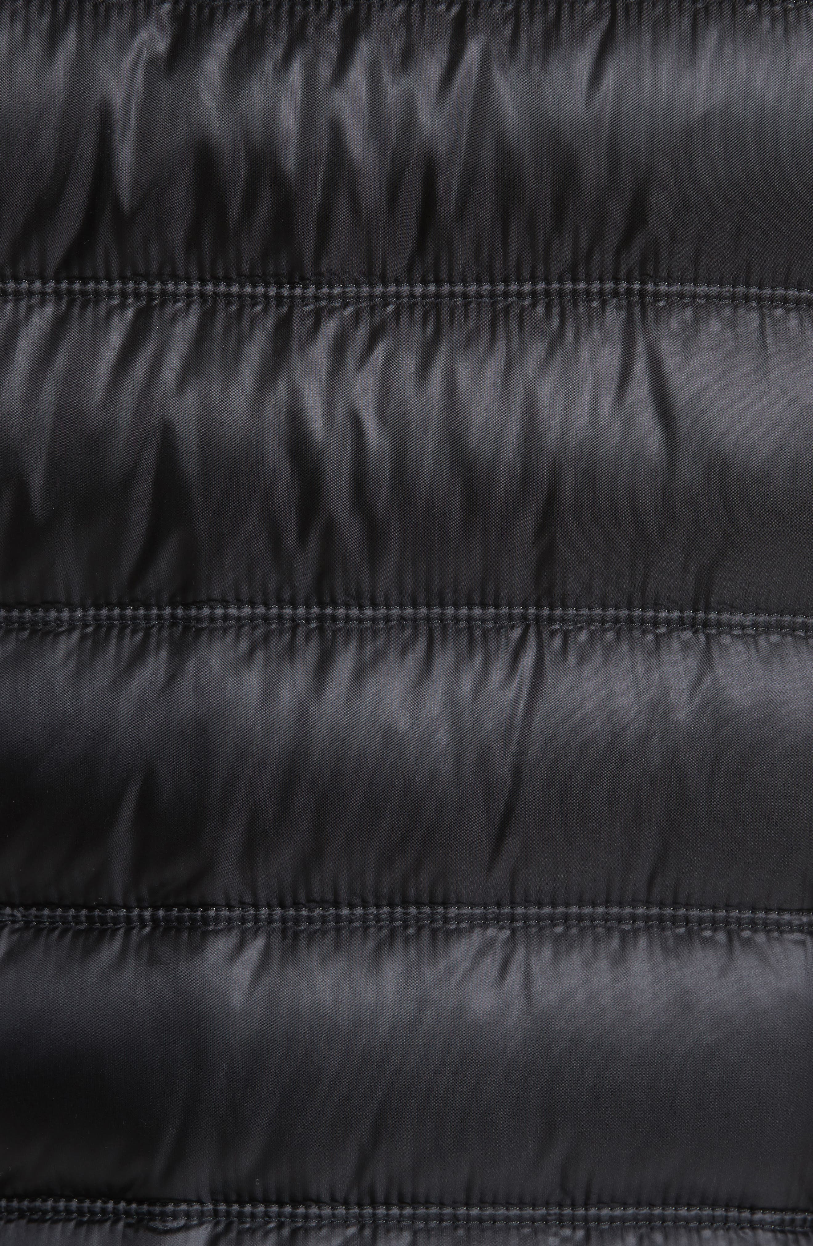 BELSTAFF,                             Fullarton Hooded Down Jacket,                             Alternate thumbnail 6, color,                             001