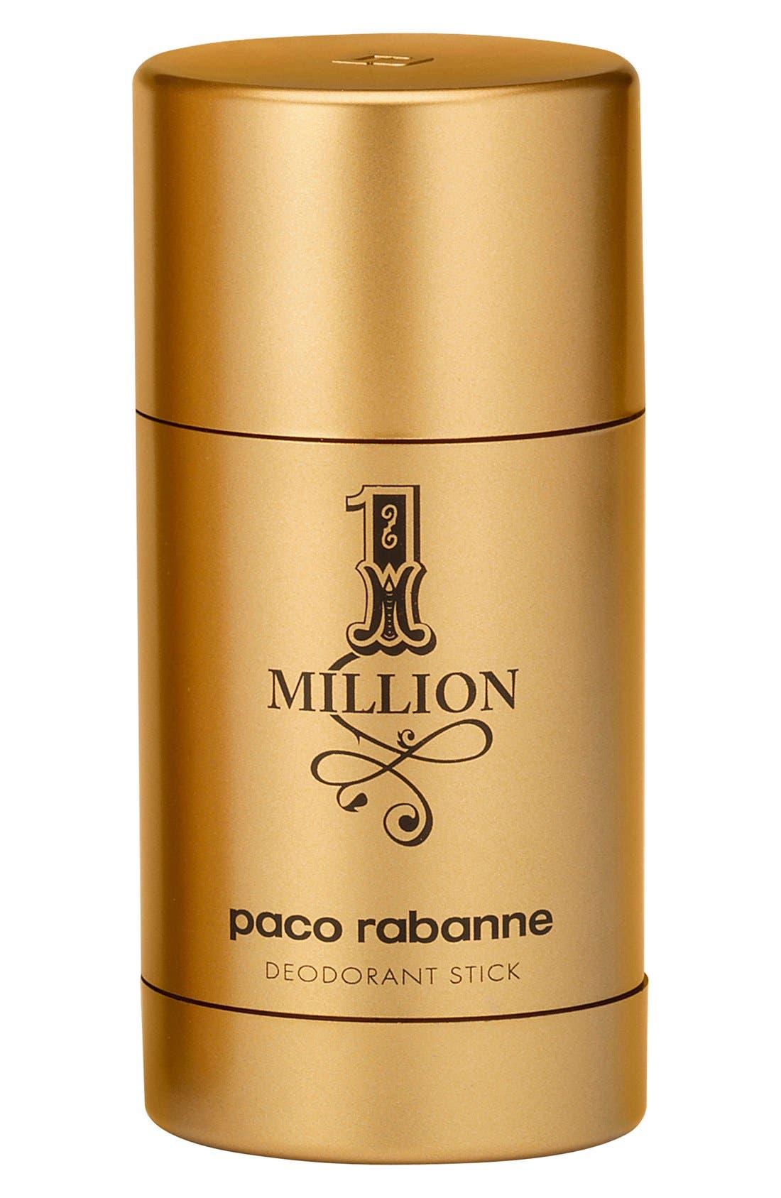 '1 Million' Deodorant Stick,                             Main thumbnail 1, color,