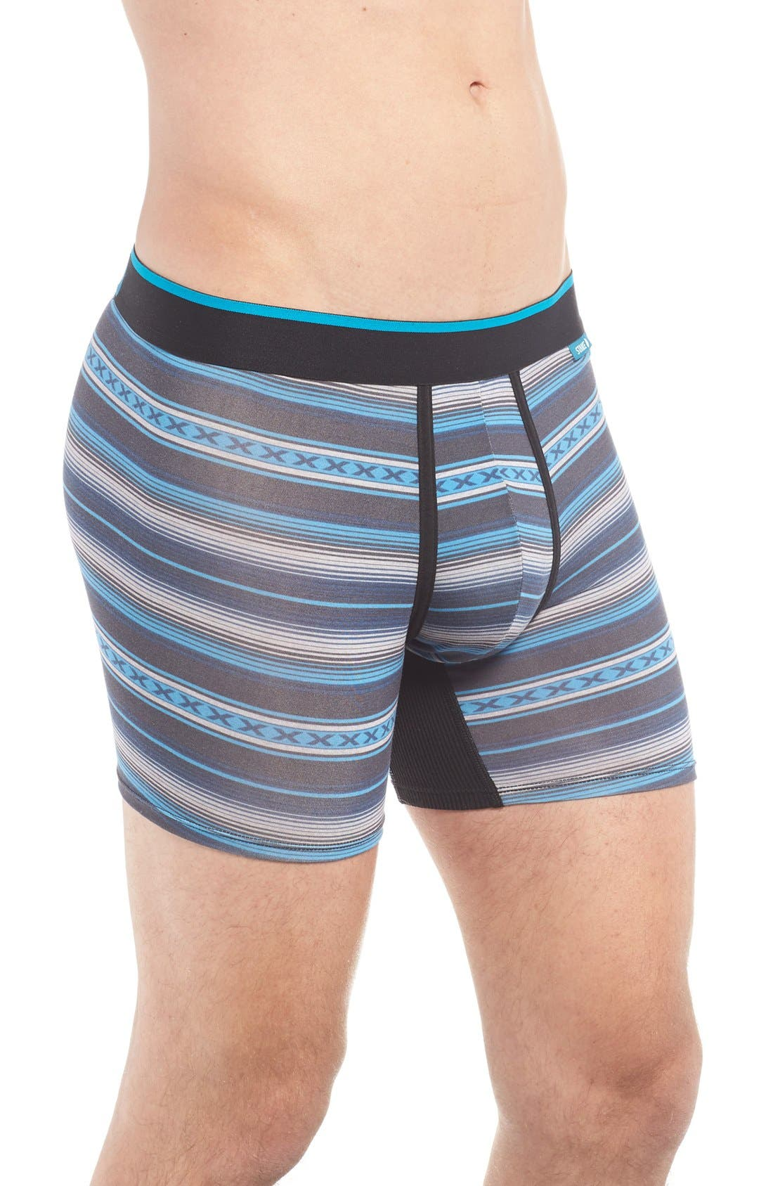 Wholester Centerfire Stretch Modal Boxer Briefs,                             Alternate thumbnail 3, color,