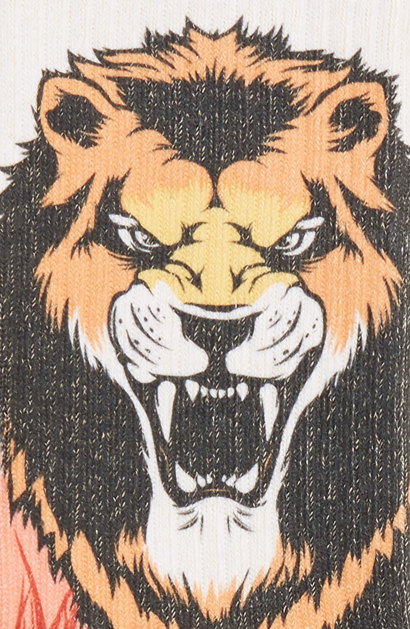 King Of The Jungle Socks,                             Alternate thumbnail 2, color,                             TAN