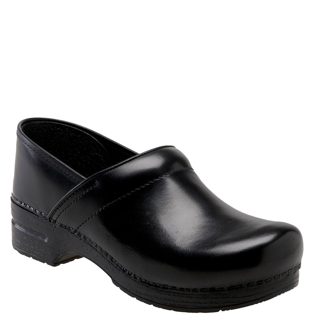 'Professional' Slip-On,                         Main,                         color, Black Cabrio
