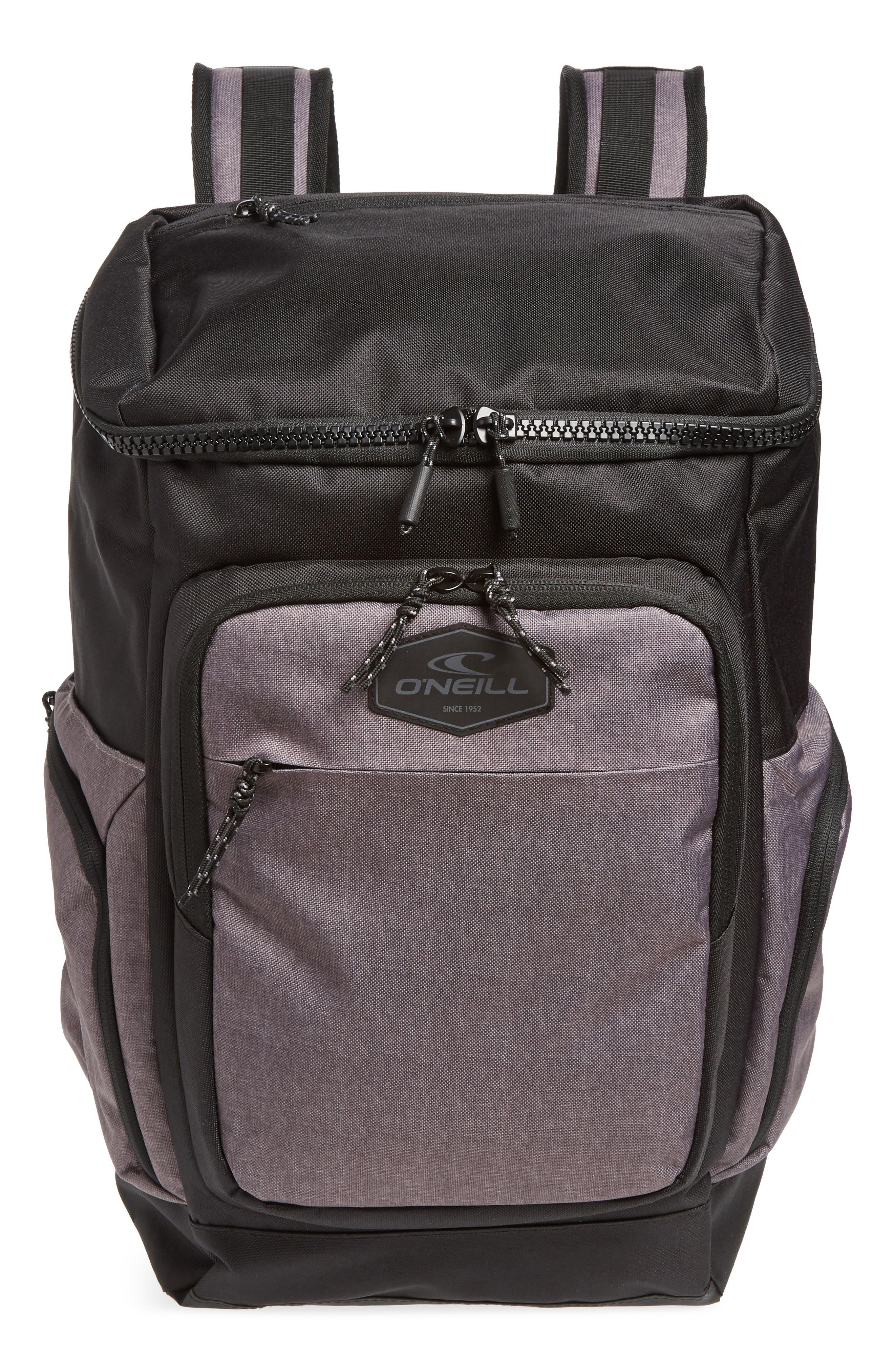 Quest Backpack,                         Main,                         color, BLACK