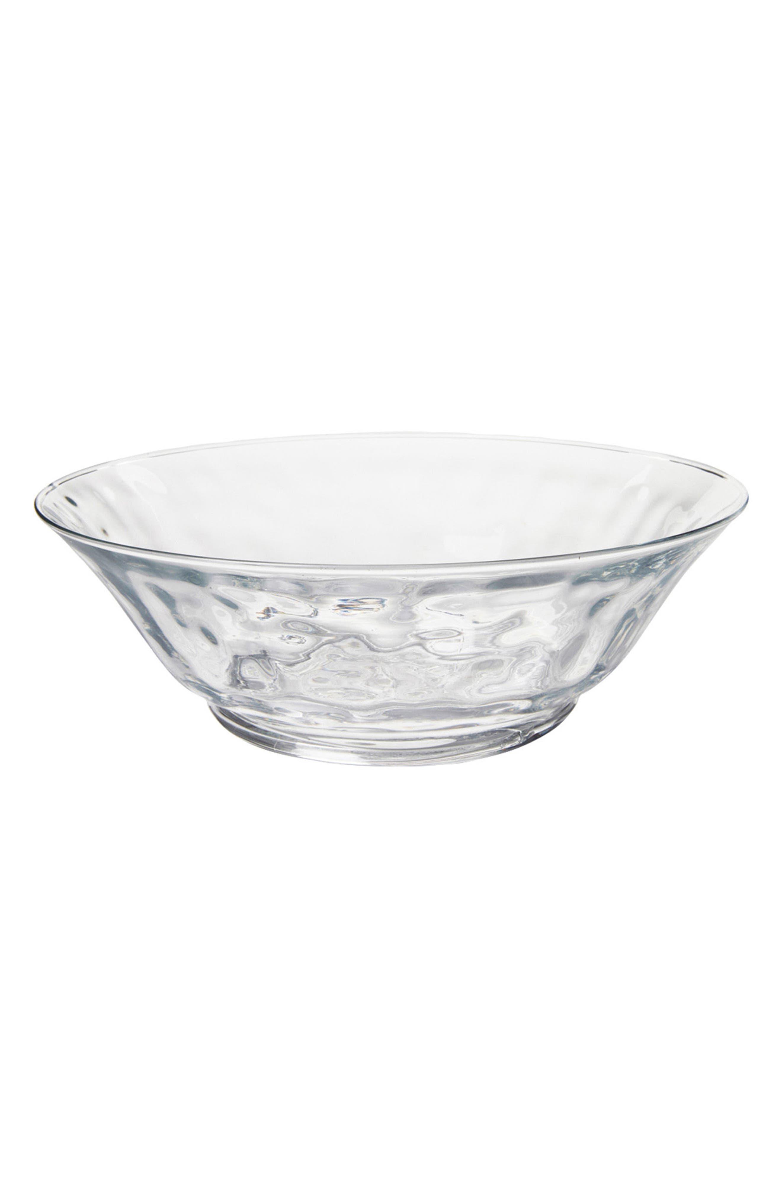 Carine Bowl,                             Main thumbnail 1, color,                             CLEAR