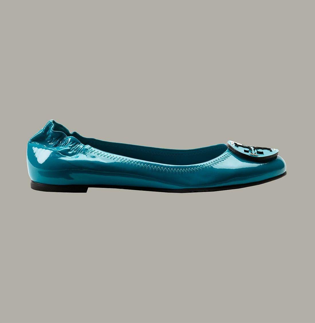 'Reva' Ballerina Flat,                             Alternate thumbnail 99, color,