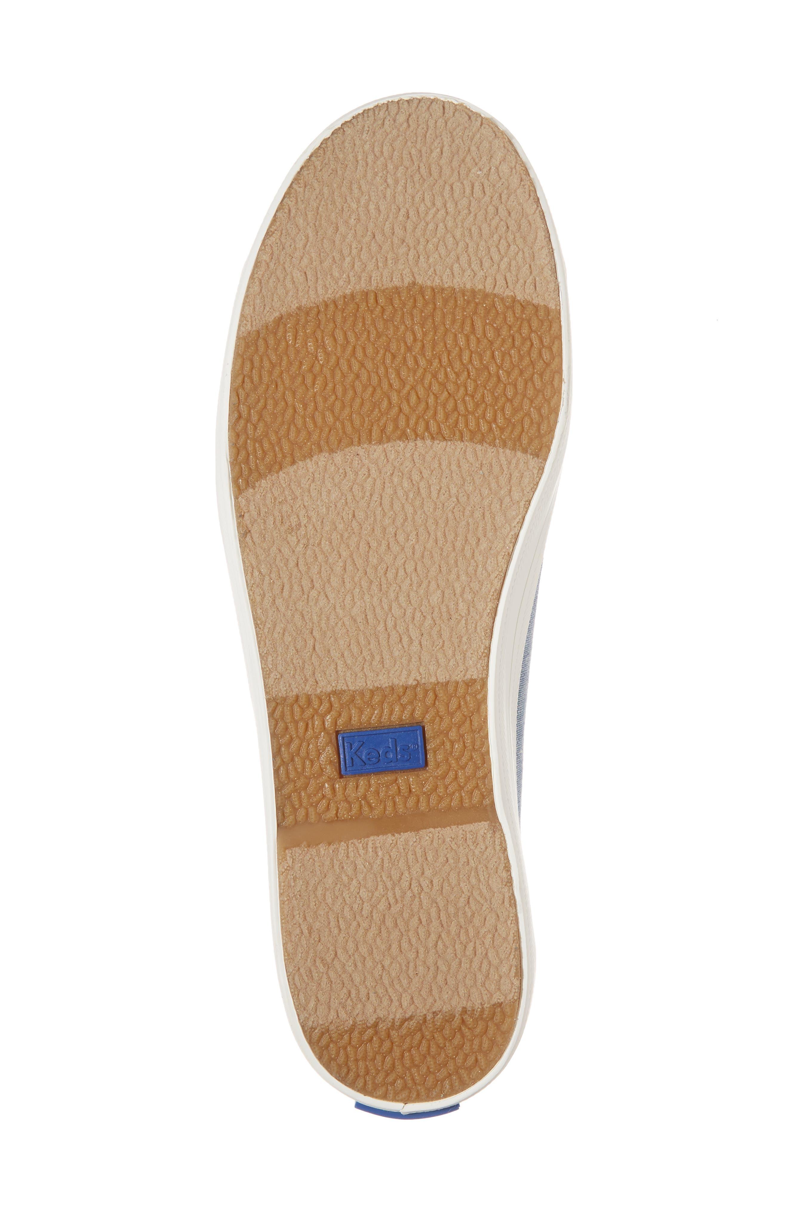Kickstart Seasonal Solid Sneaker,                             Alternate thumbnail 6, color,                             400