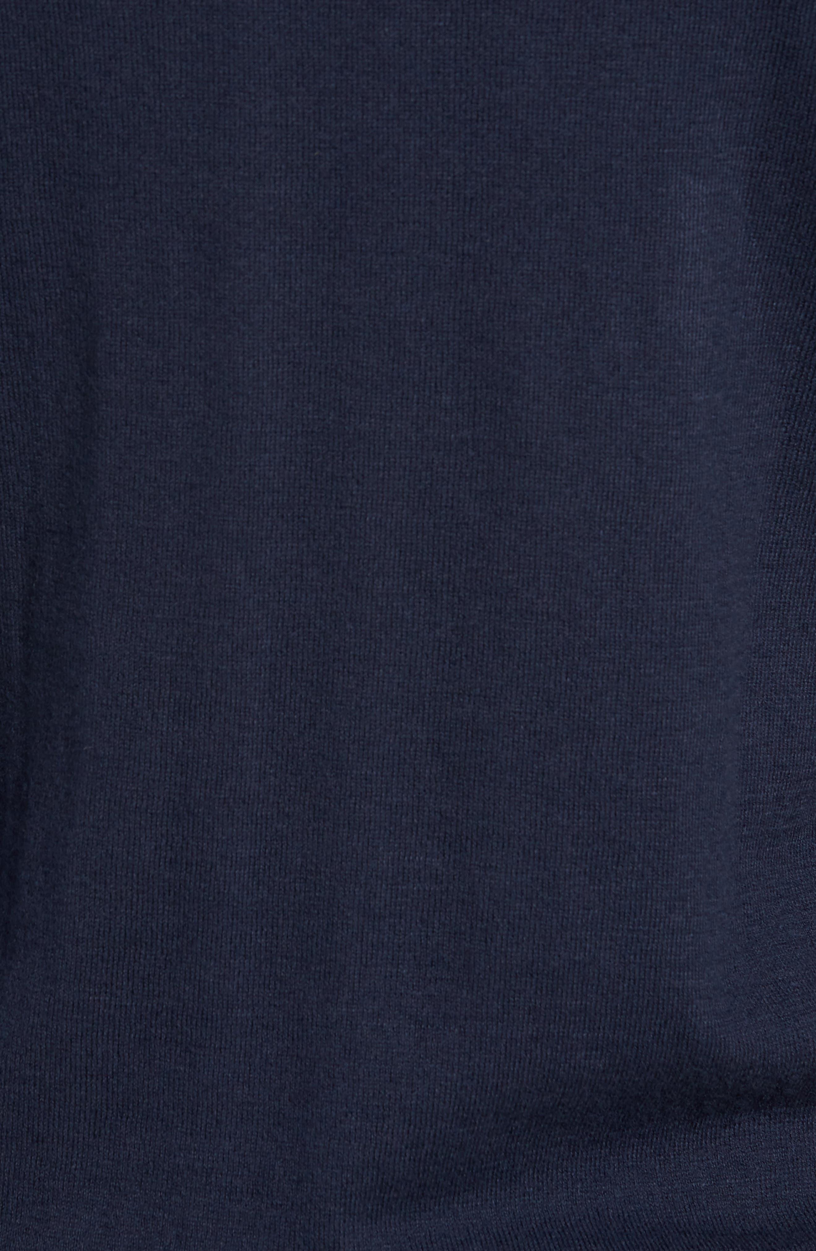Colorblock Long Sleeve Polo,                             Alternate thumbnail 5, color,                             410