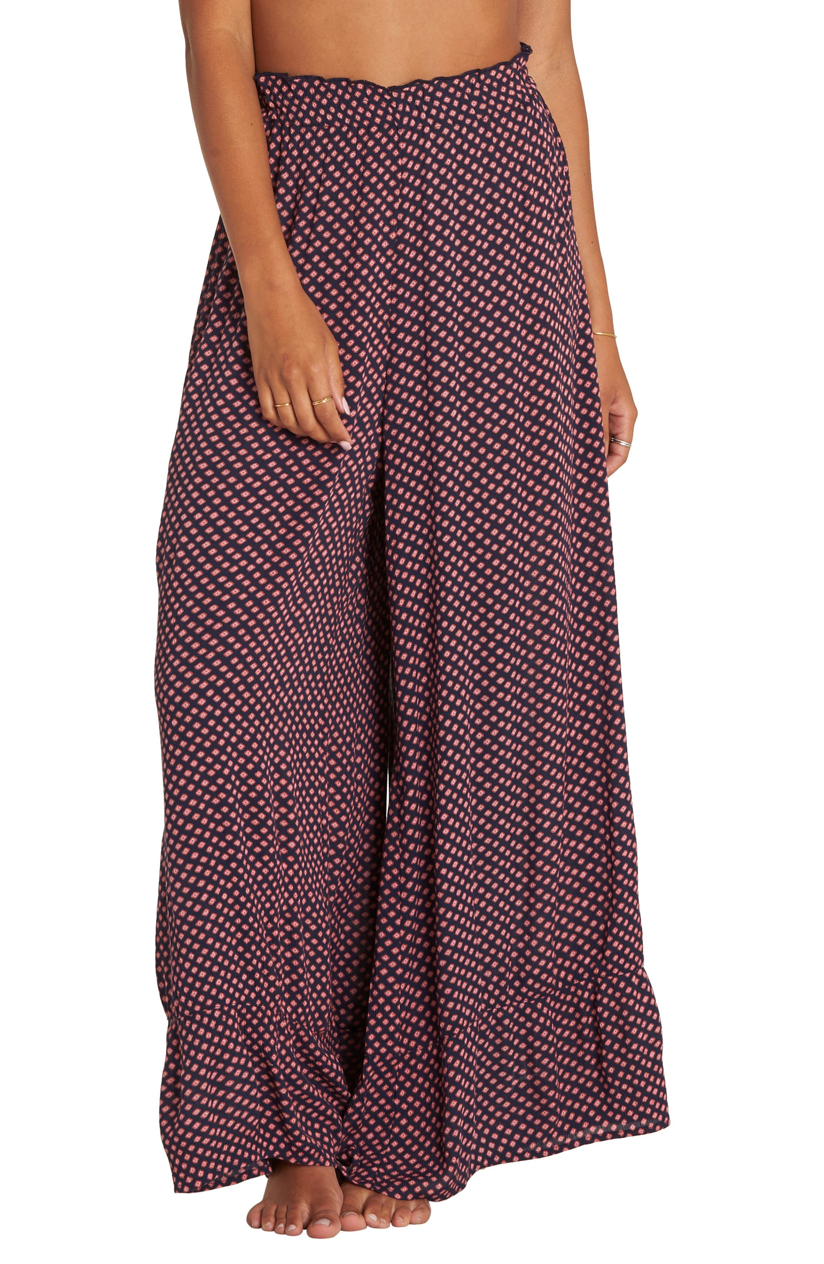 Flip Out Wide Leg Pants,                             Main thumbnail 1, color,                             410