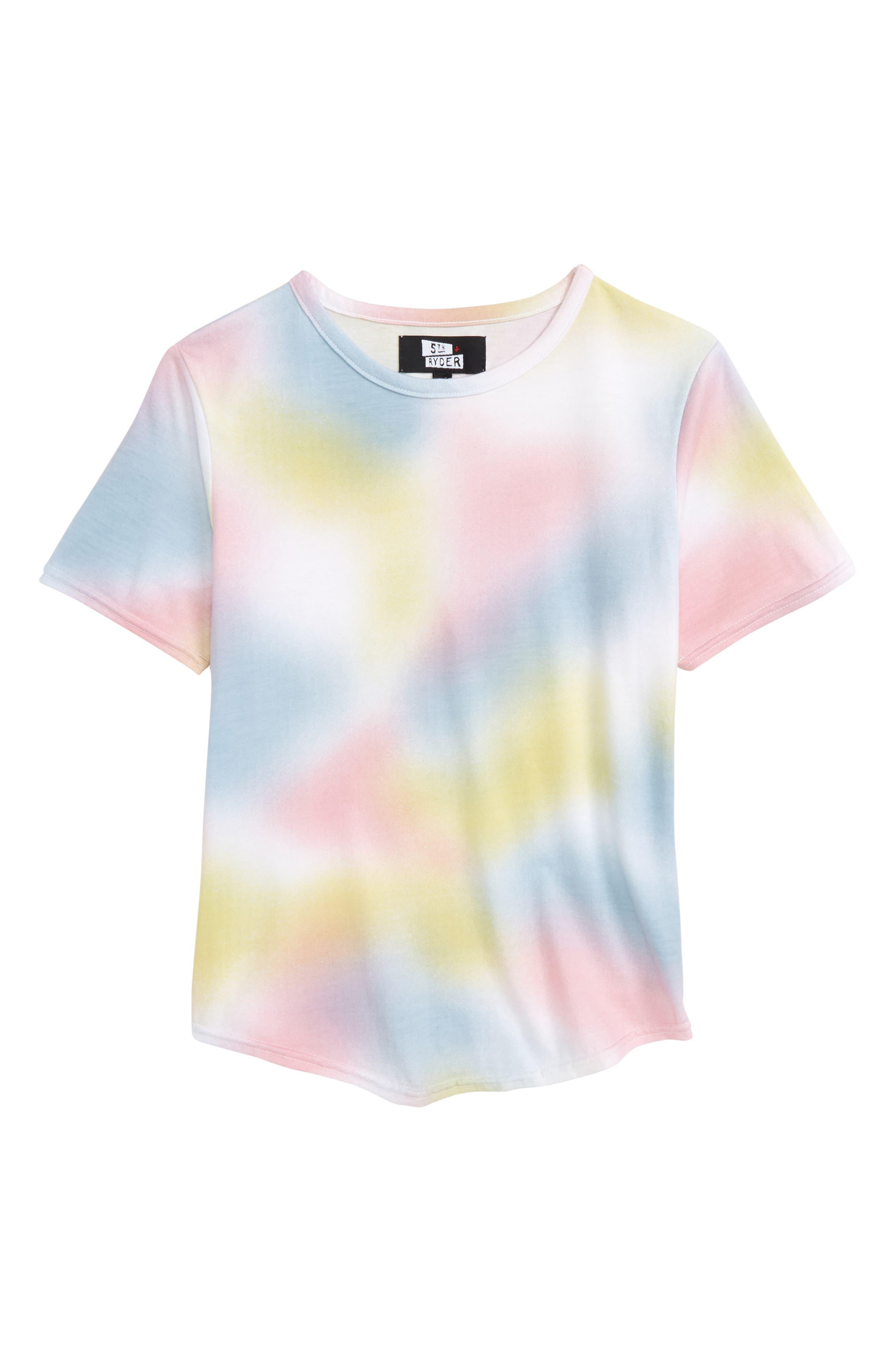 Cloud Wash T-Shirt,                         Main,                         color, 340
