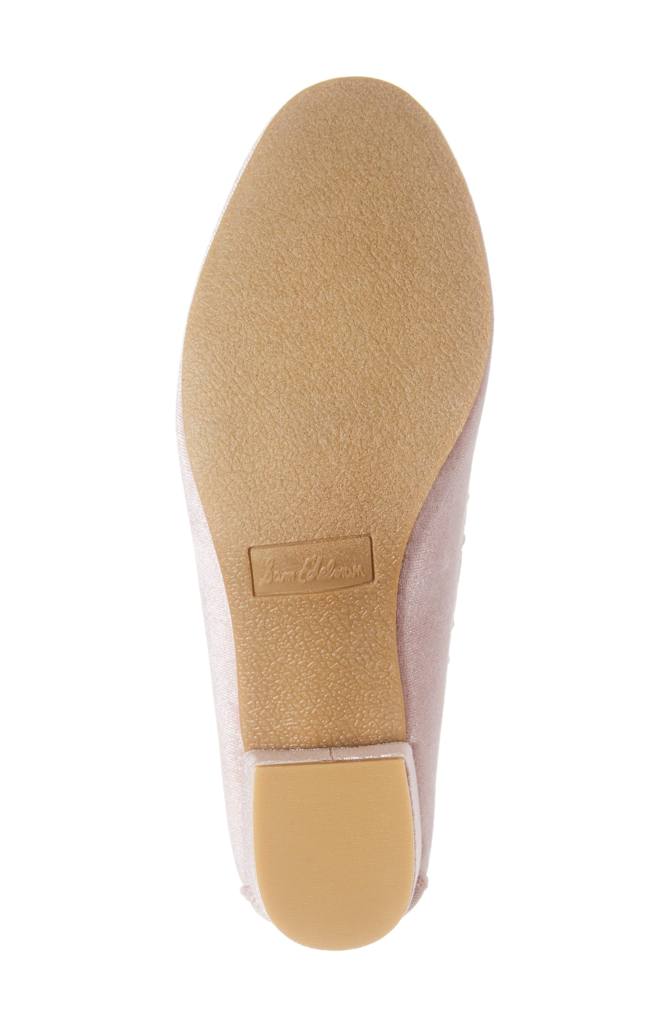 Evelyn Kammie Pump,                             Alternate thumbnail 6, color,                             MELLOW ROSE