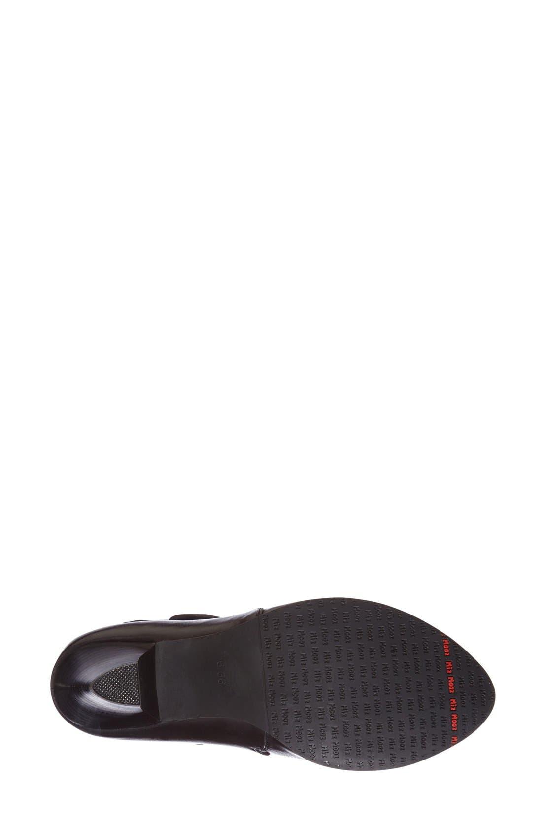 Footwear 'Carissa' Mary Jane Pump,                             Alternate thumbnail 4, color,                             001