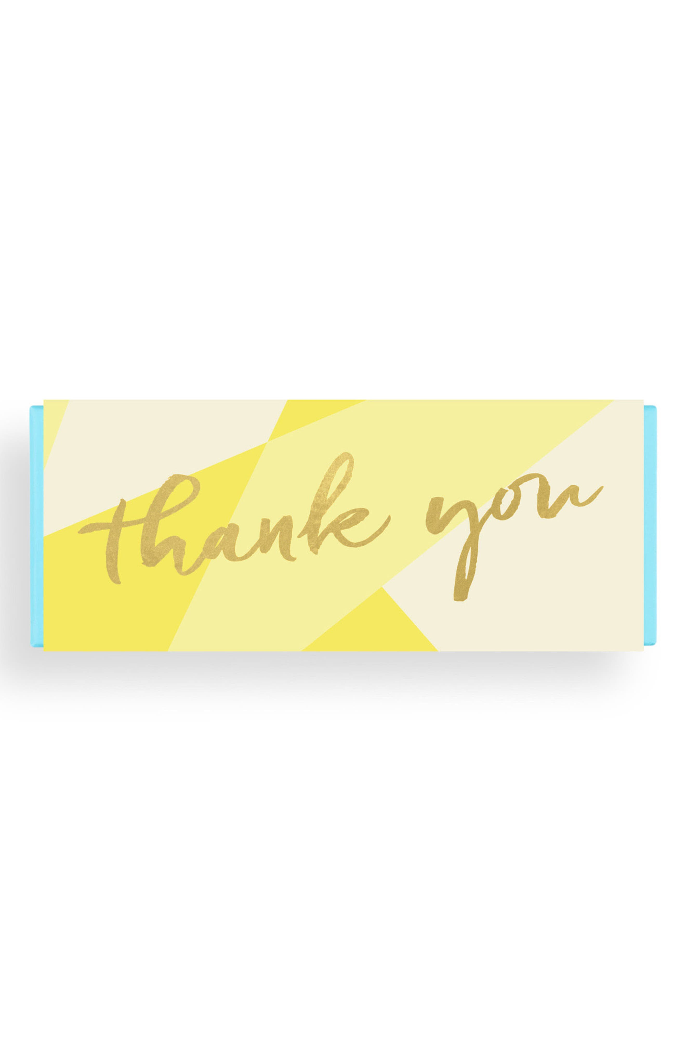 Thank You 3-Piece Candy Bento Box,                             Alternate thumbnail 2, color,                             700