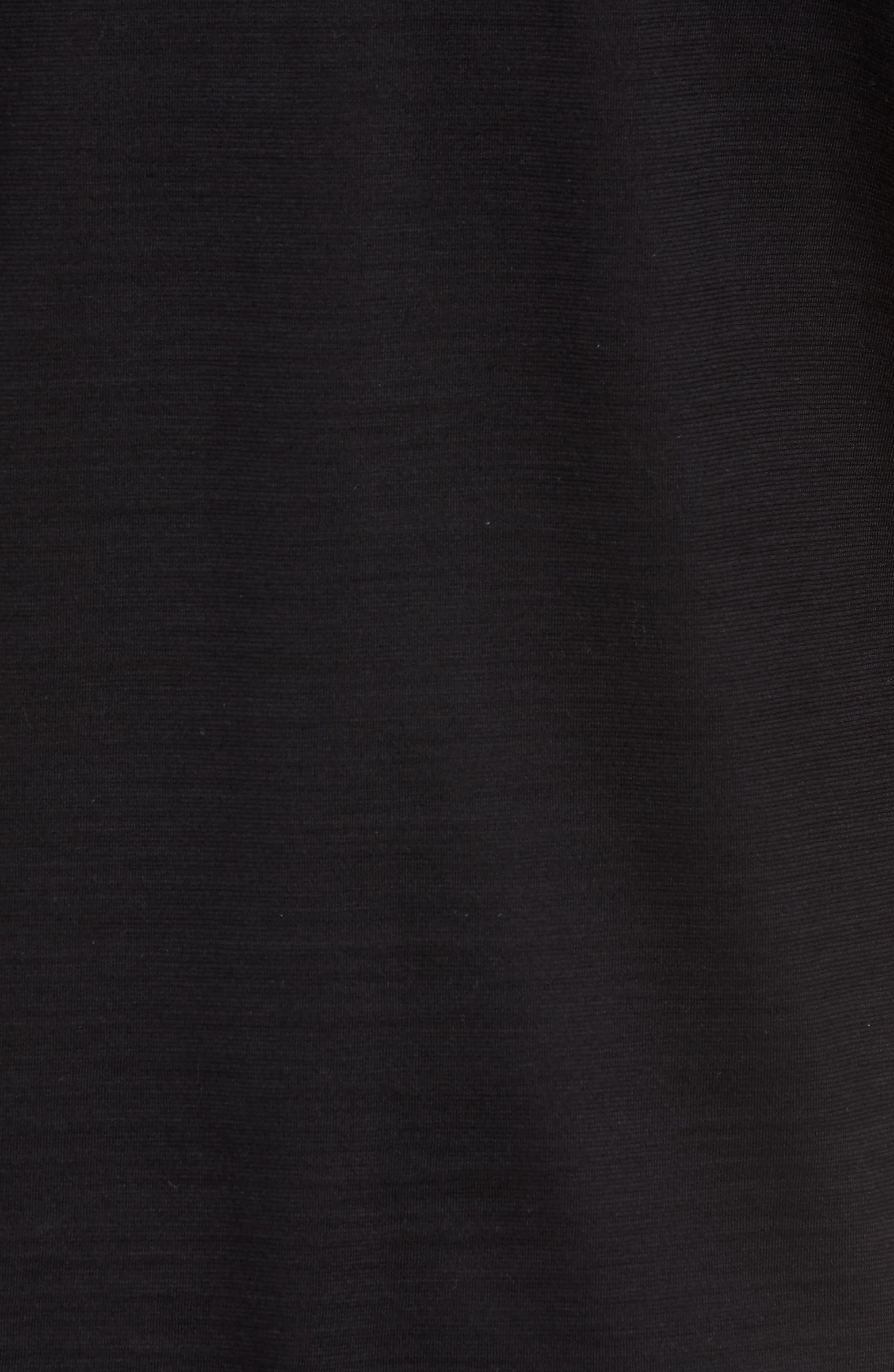 Press Flame Slim Fit Polo Shirt,                             Alternate thumbnail 5, color,                             001