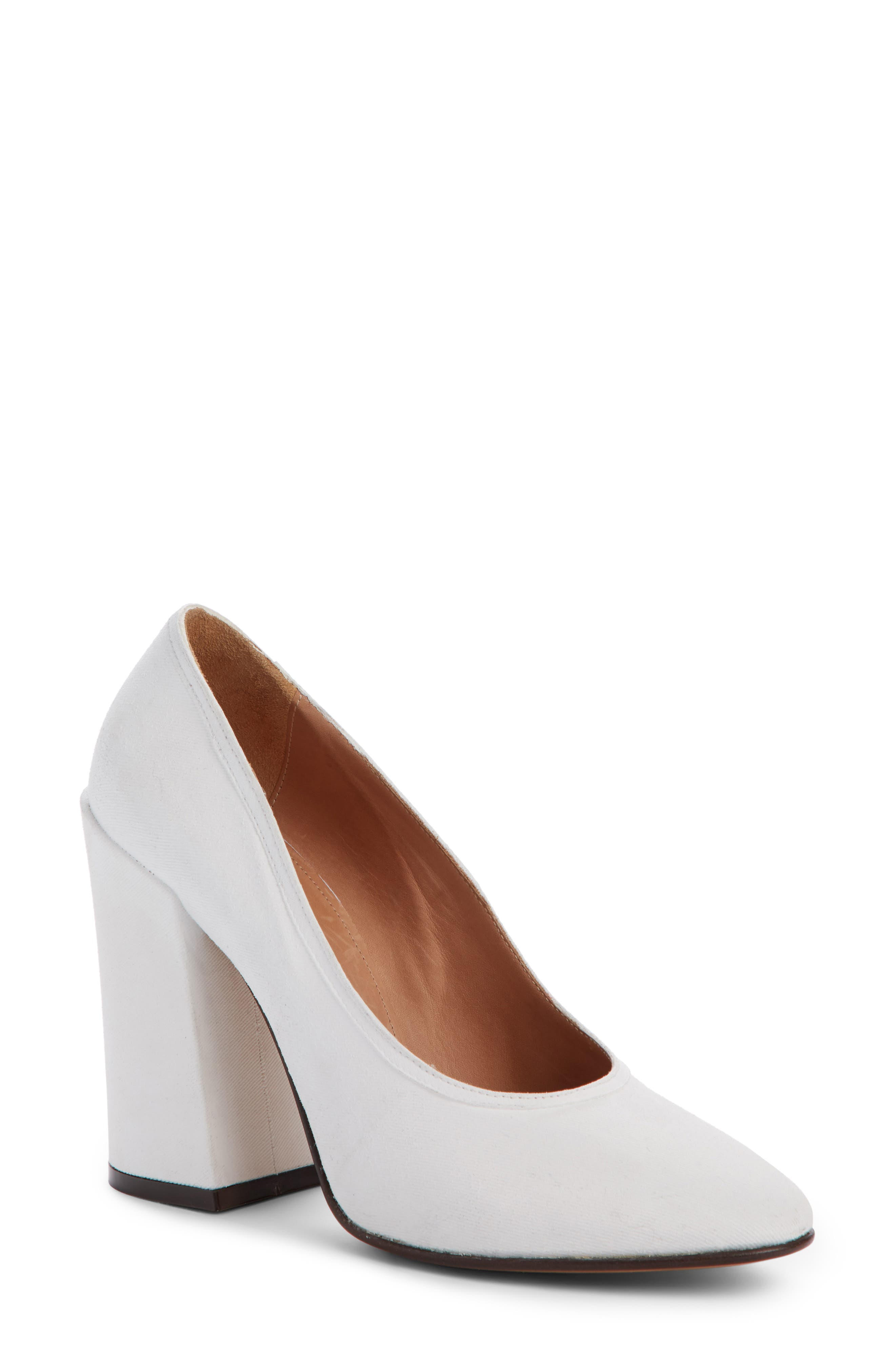 Pointed Toe Pump,                         Main,                         color, 100