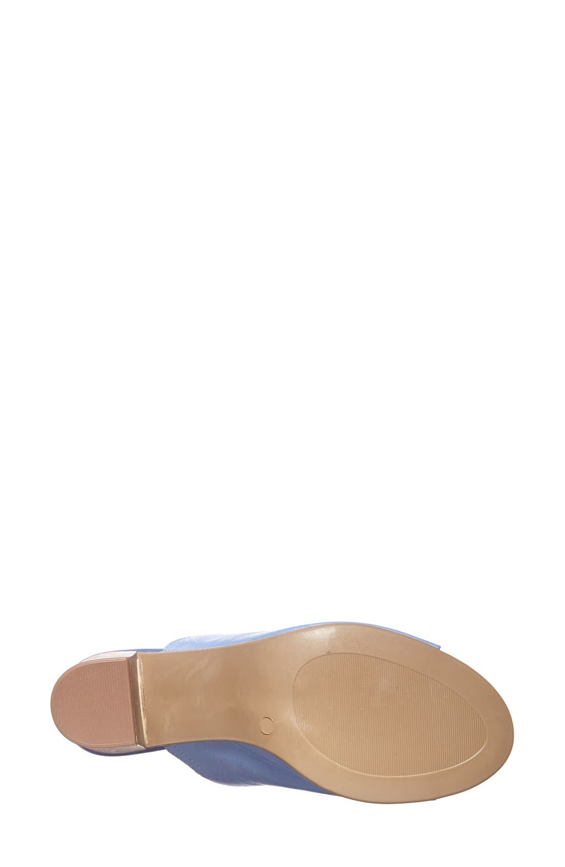 'Arno' Leather Mule,                             Alternate thumbnail 19, color,