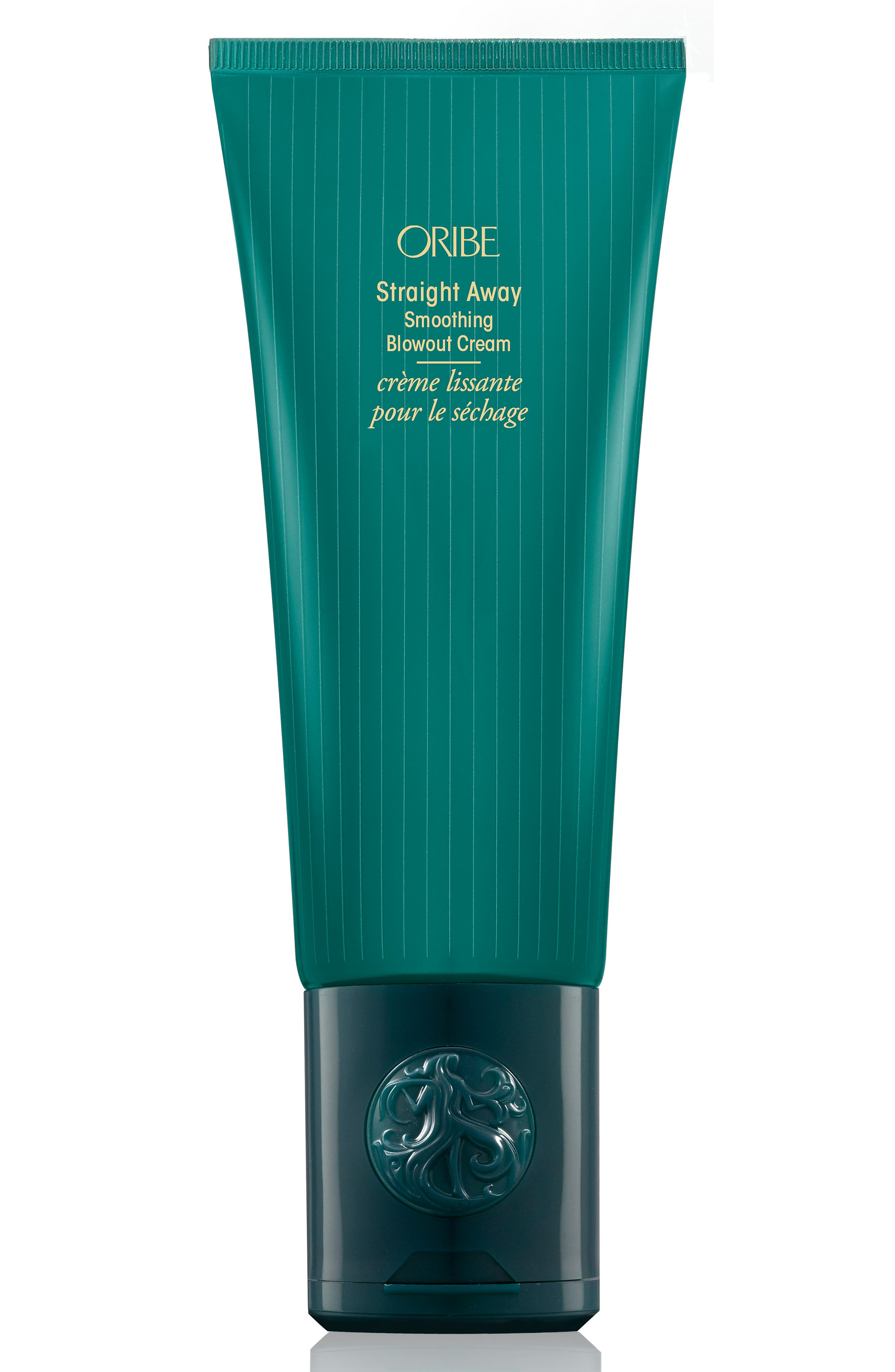 SPACE.NK.apothecary Oribe Straight Away Smoothing Blowout Cream,                             Main thumbnail 1, color,                             NO COLOR