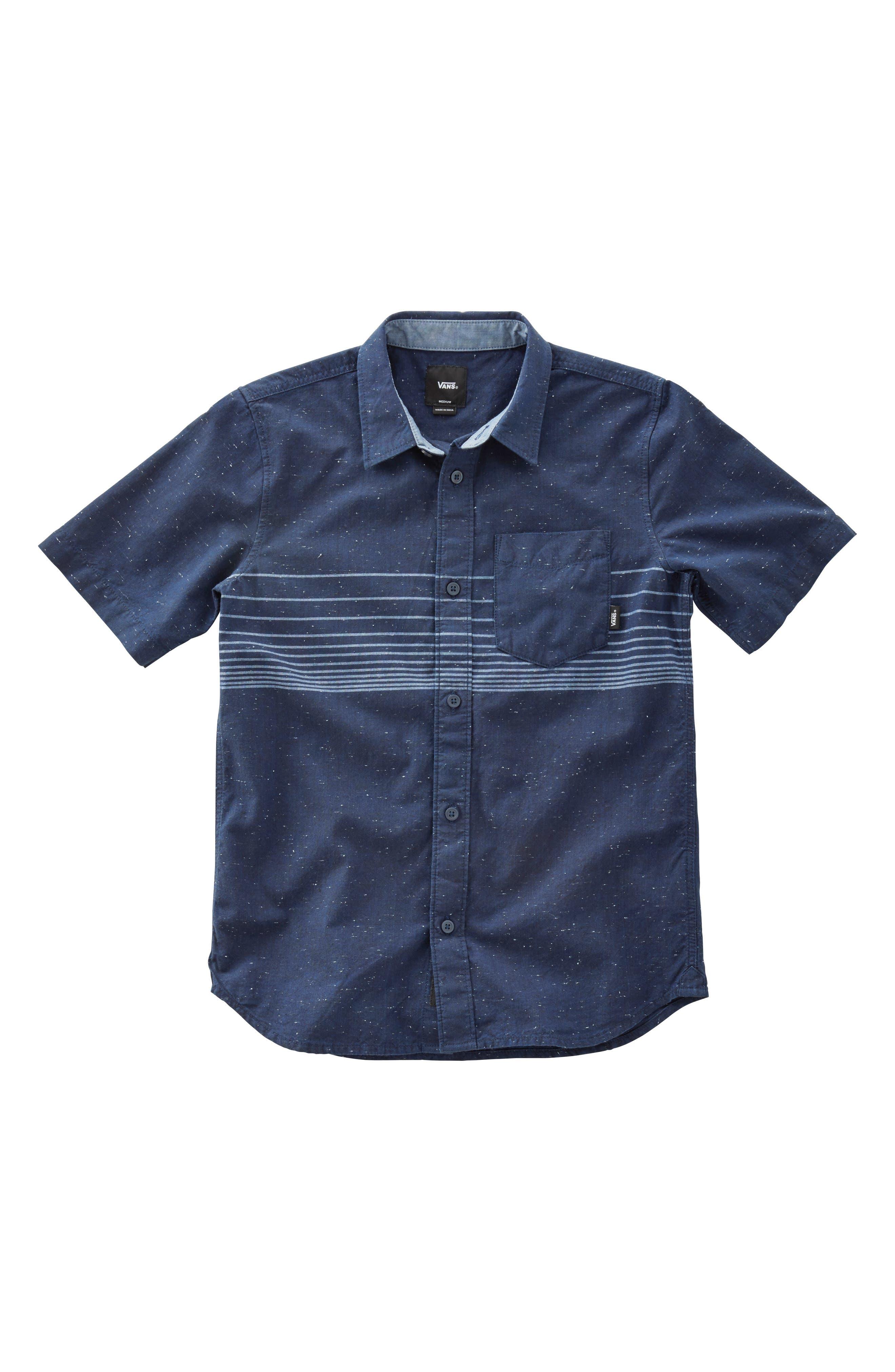 Gillis Woven Shirt,                         Main,                         color, 401