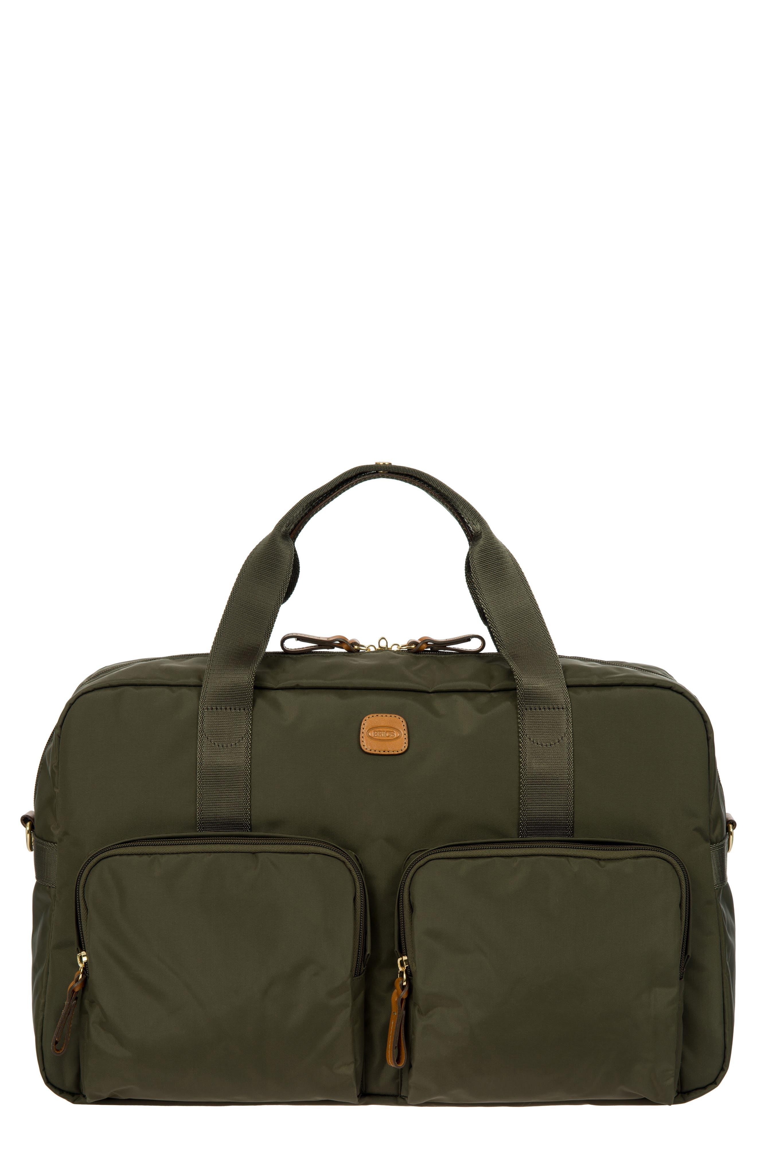 X-Bag Boarding 18-Inch Duffel Bag,                             Main thumbnail 1, color,                             OLIVE