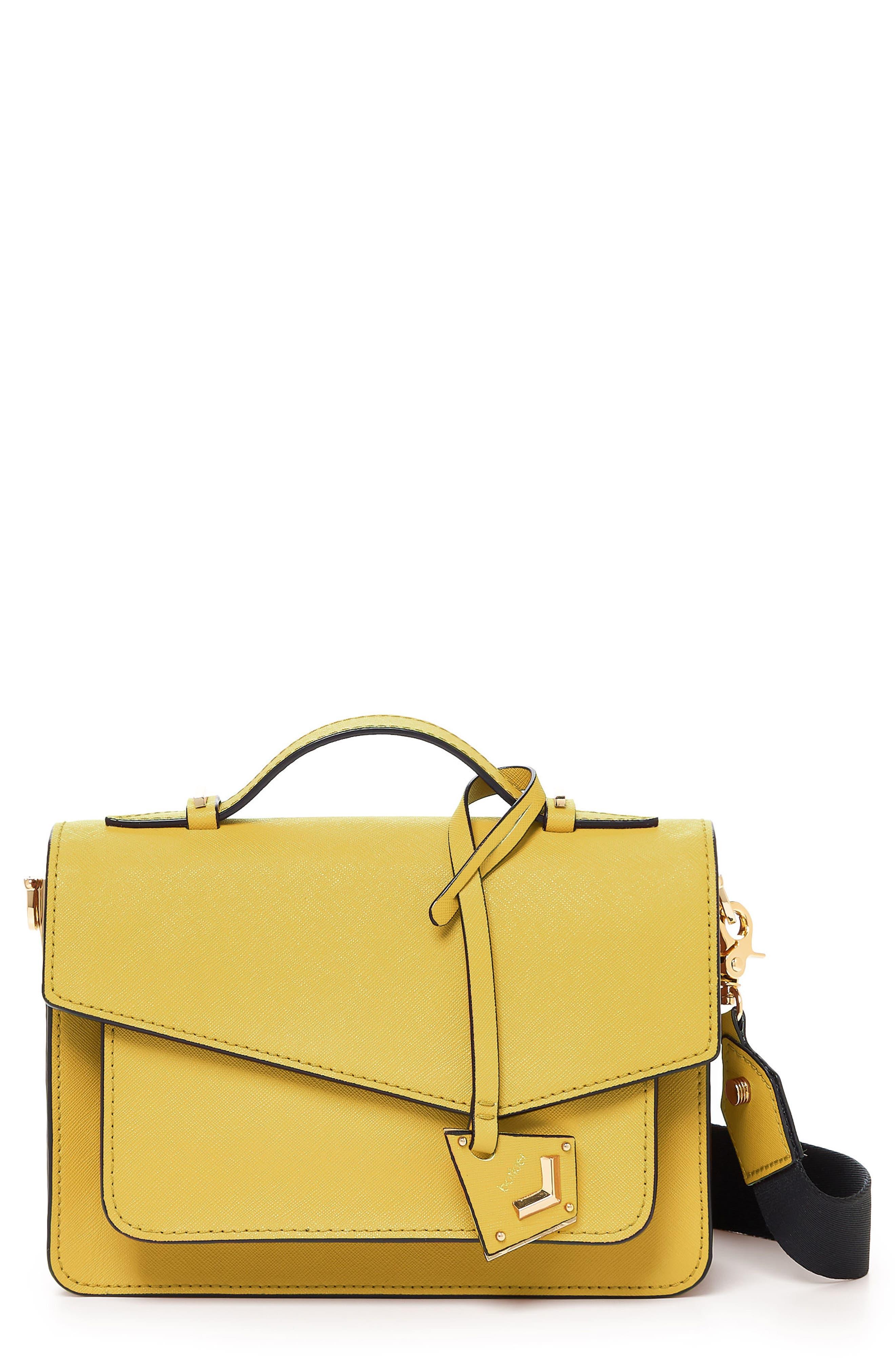Cobble Hill Leather Crossbody Bag,                             Main thumbnail 21, color,