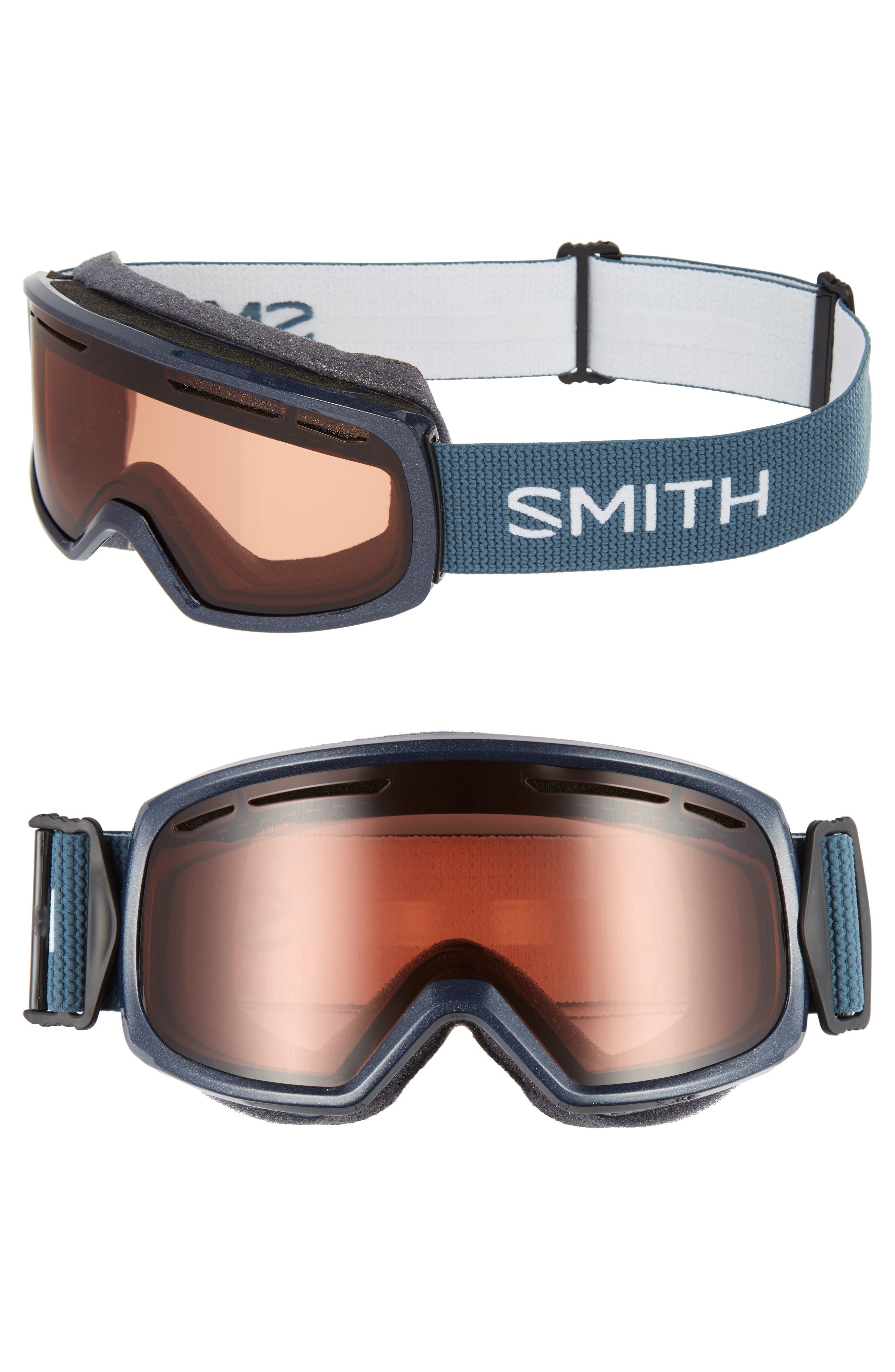 bd1a9e80758 Smith Drift 180Mm Snow Goggles - Petrol