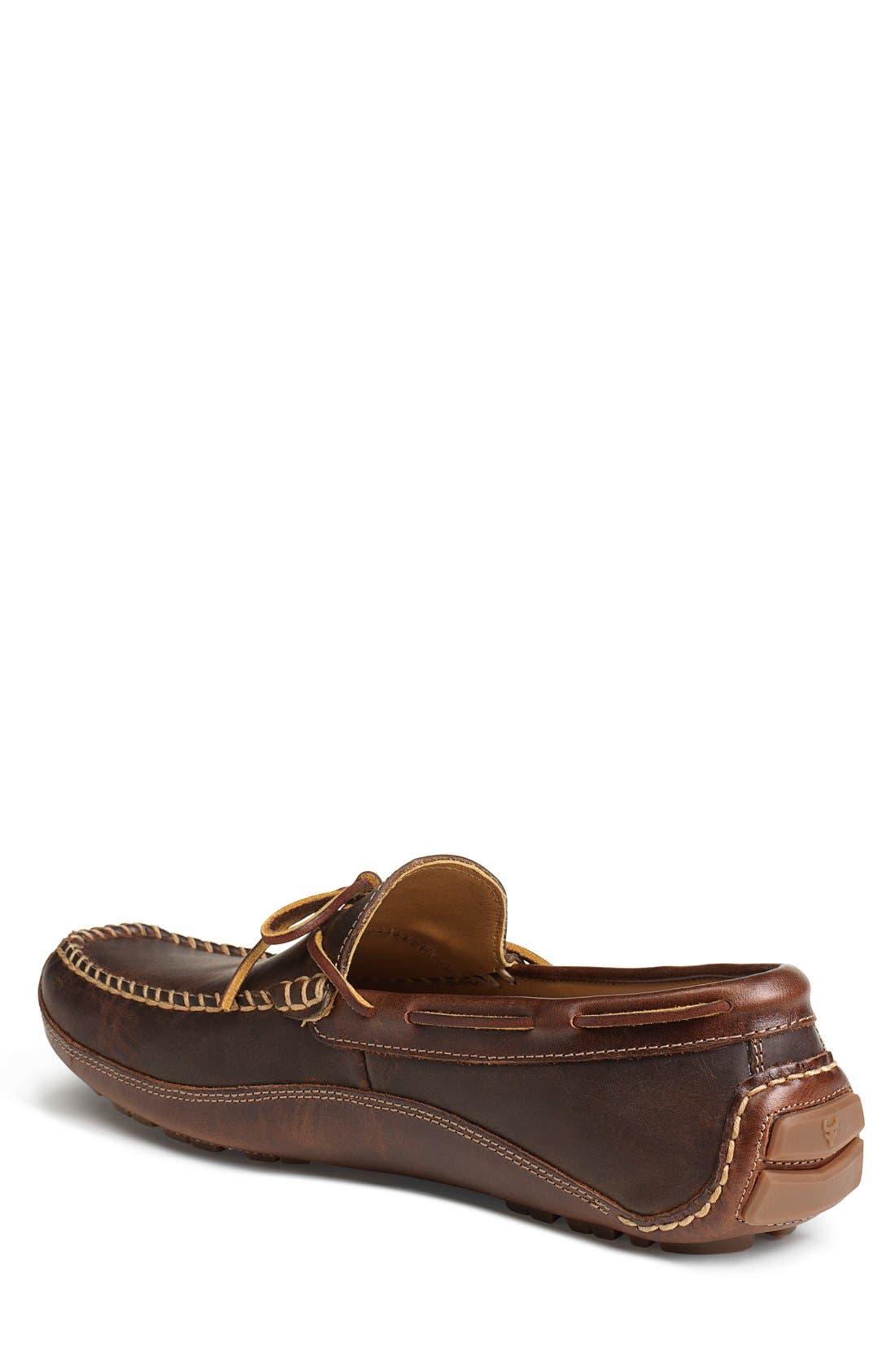 'Drake' Leather Driving Shoe,                             Alternate thumbnail 34, color,