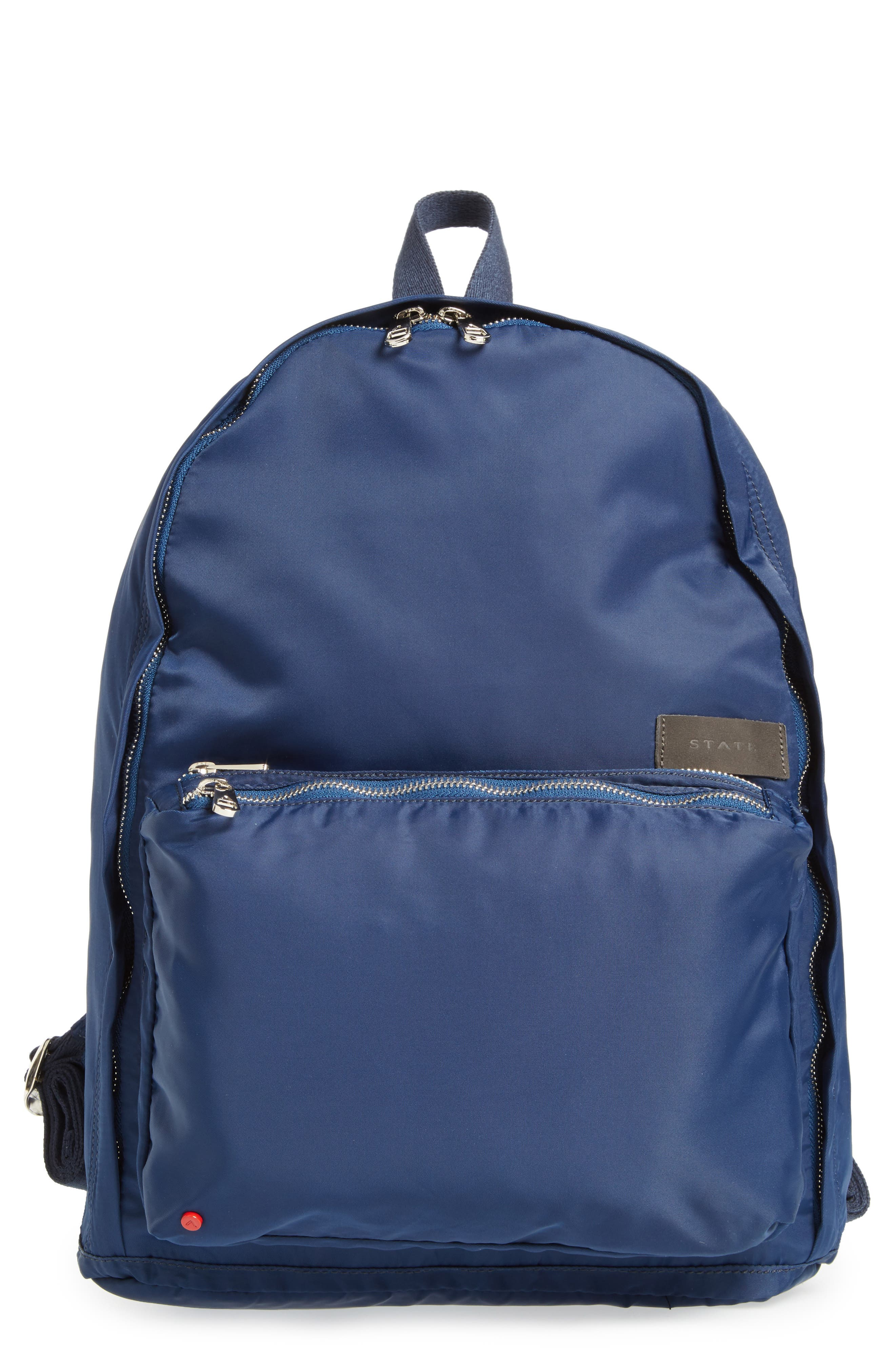 State Bags The Heights Lorimer Backpack - Blue