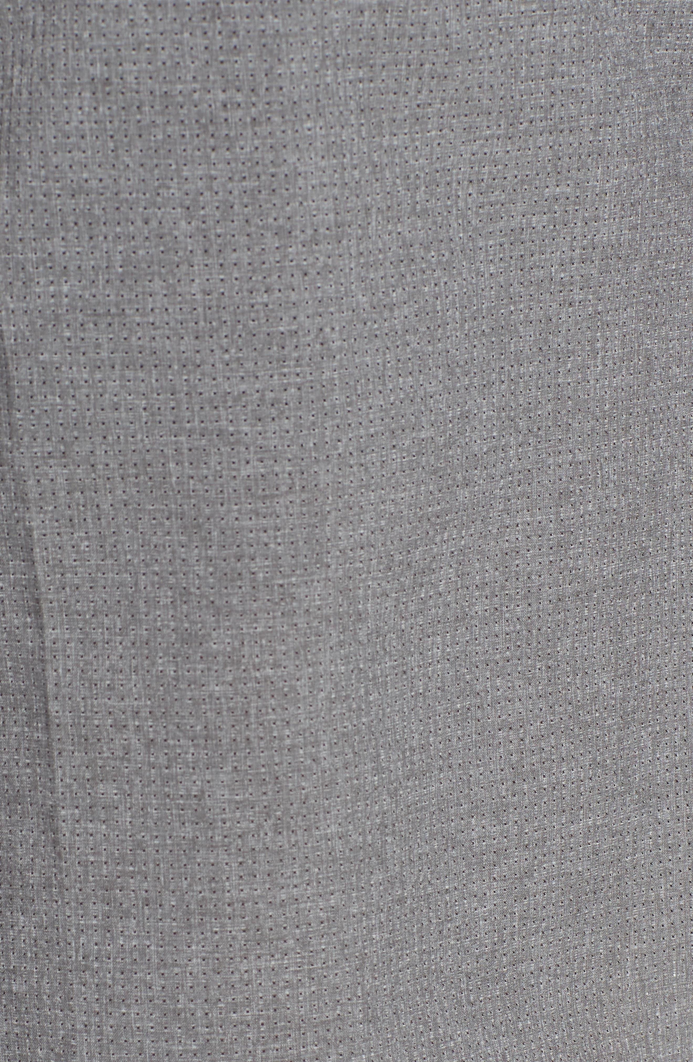 Windsor Active Classic Fit Shorts,                             Alternate thumbnail 5, color,                             GRAVEL