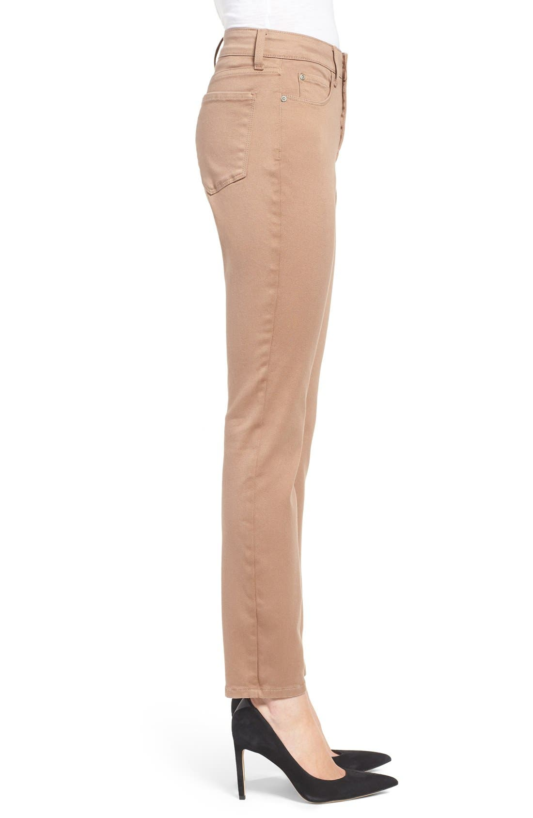 Alina Colored Stretch Skinny Jeans,                             Alternate thumbnail 146, color,