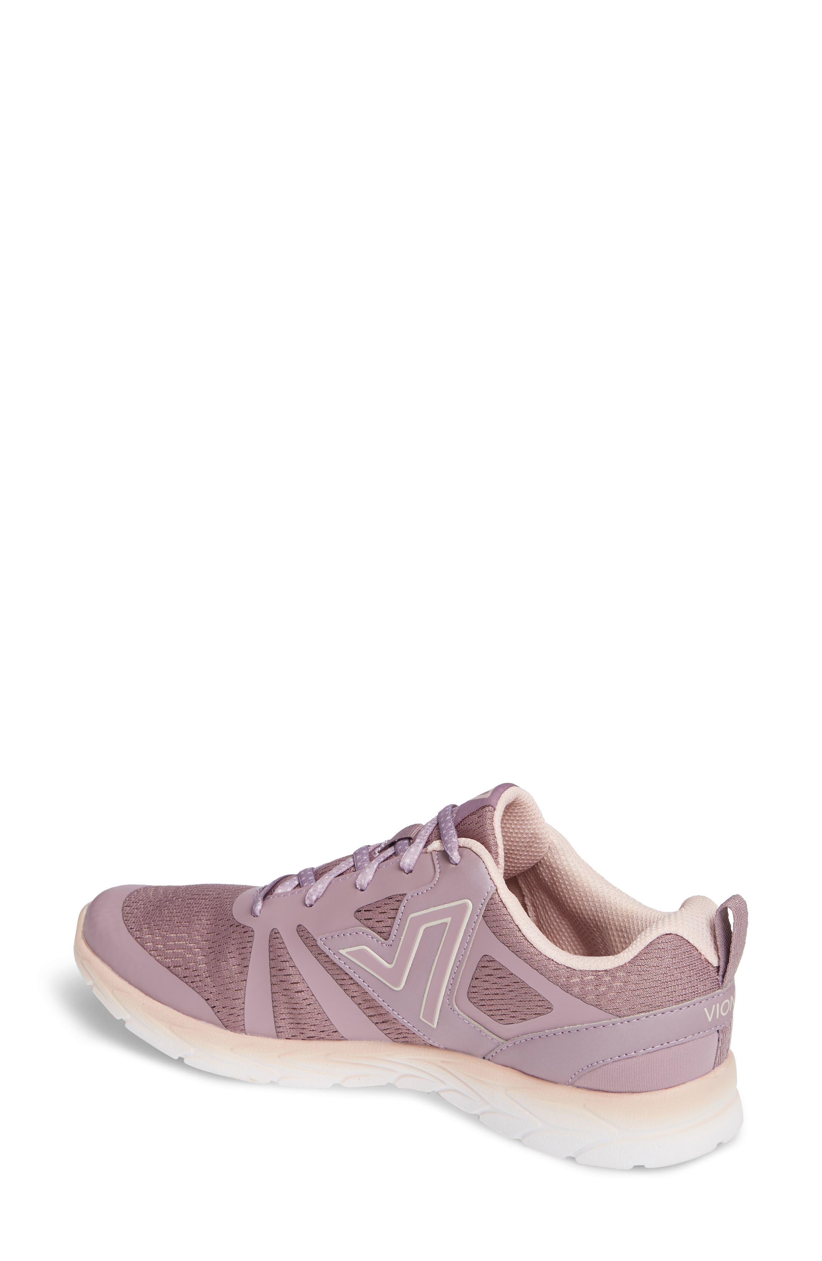 VIONIC,                             Brisk Miles Sneaker,                             Alternate thumbnail 2, color,                             MAUVE