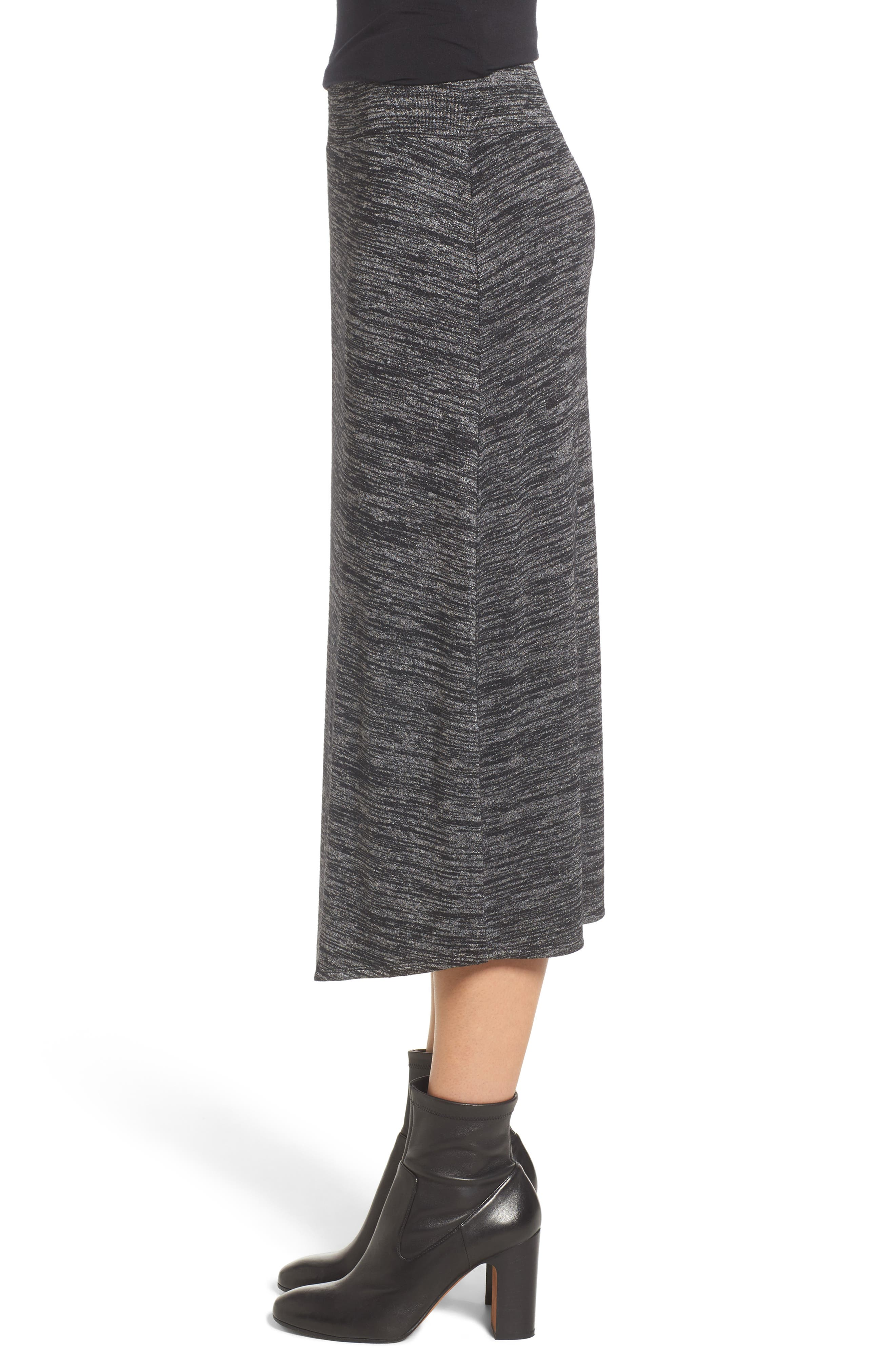 Nic + Zoe Every Occasion Faux Wrap Skirt,                             Alternate thumbnail 6, color,