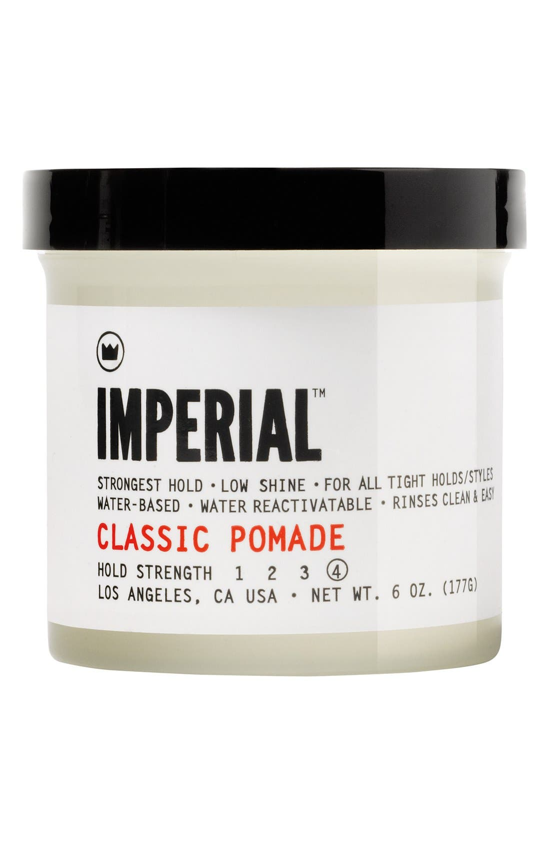 Classic Pomade,                             Main thumbnail 1, color,                             000