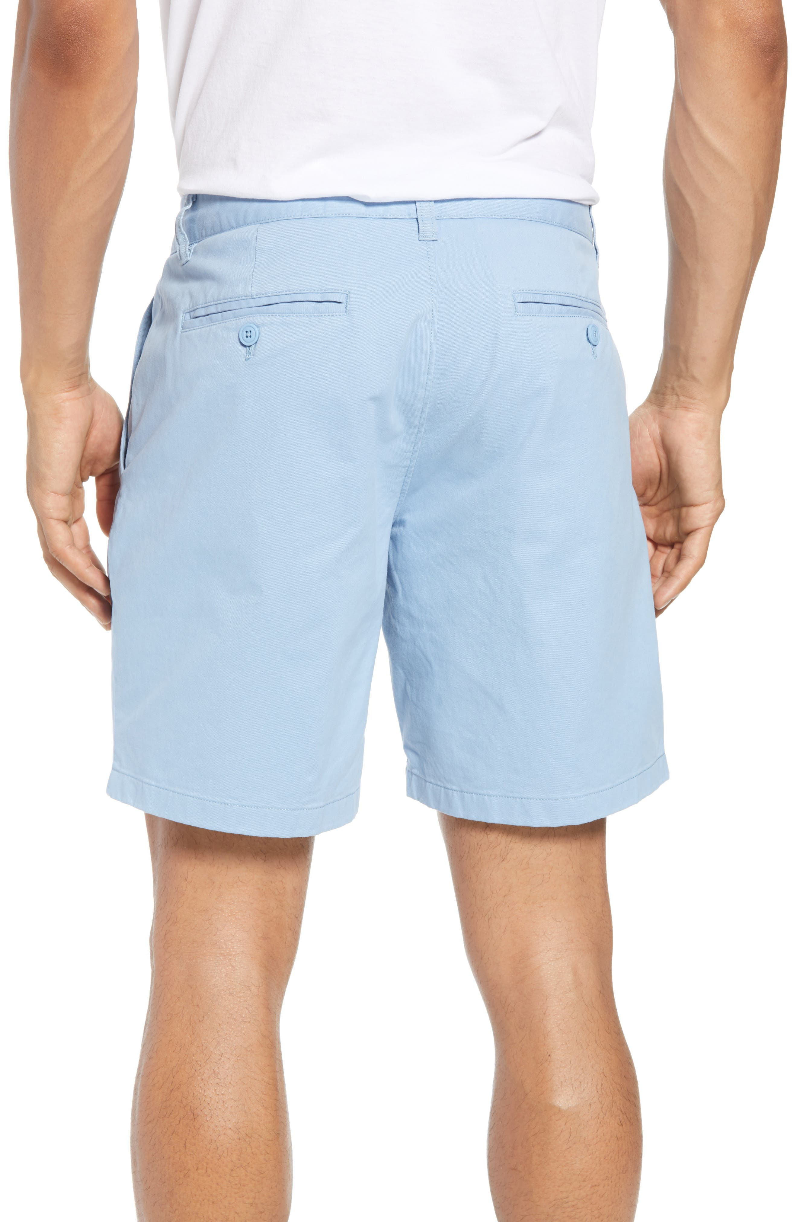 Stretch Washed Chino 7-Inch Shorts,                             Alternate thumbnail 35, color,