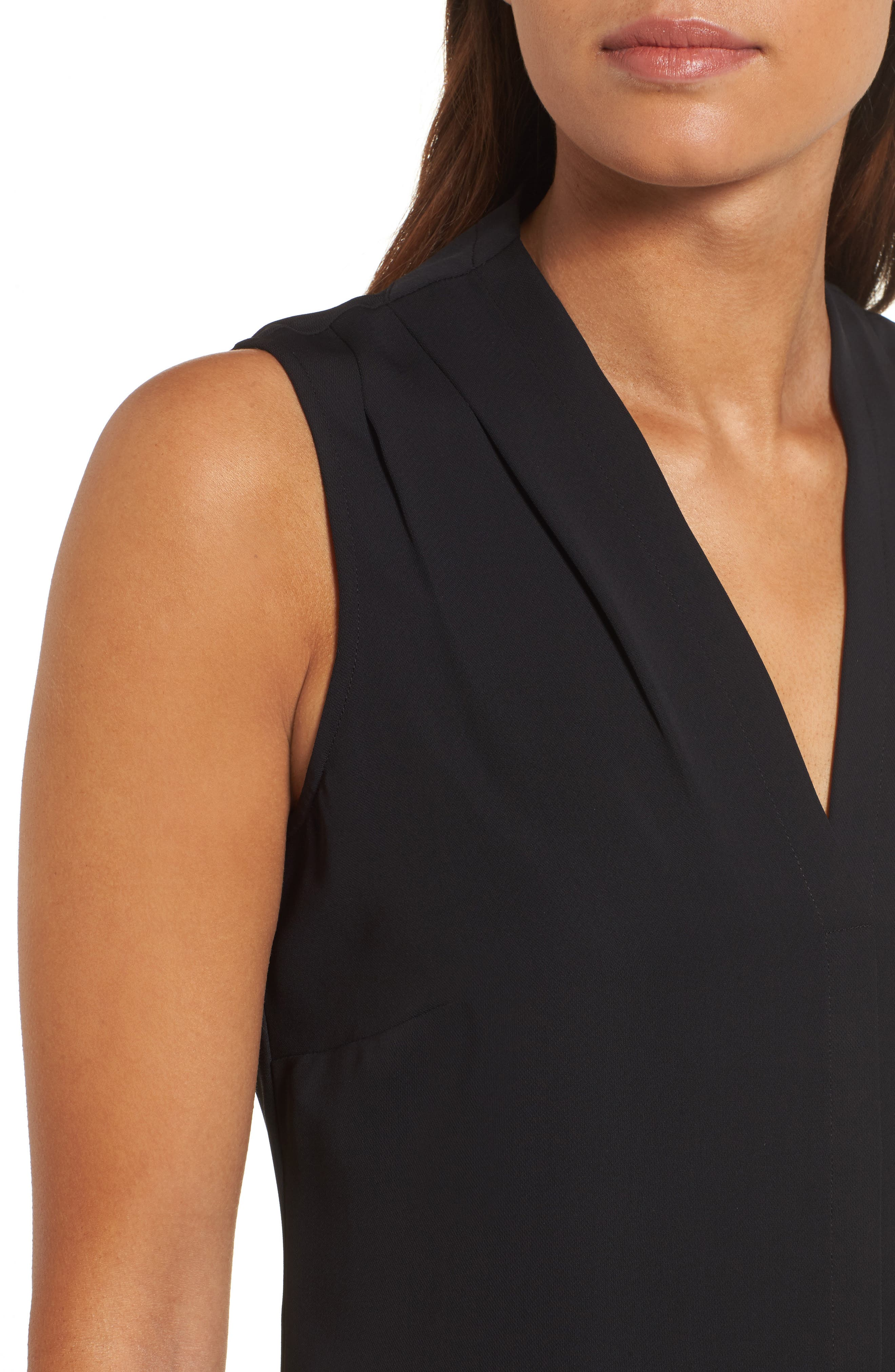 Day to Night Top,                             Alternate thumbnail 4, color,                             BLACK ONYX