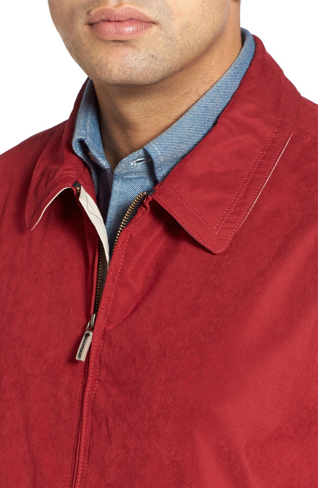 'Microseta' Lightweight Golf Jacket,                             Alternate thumbnail 30, color,