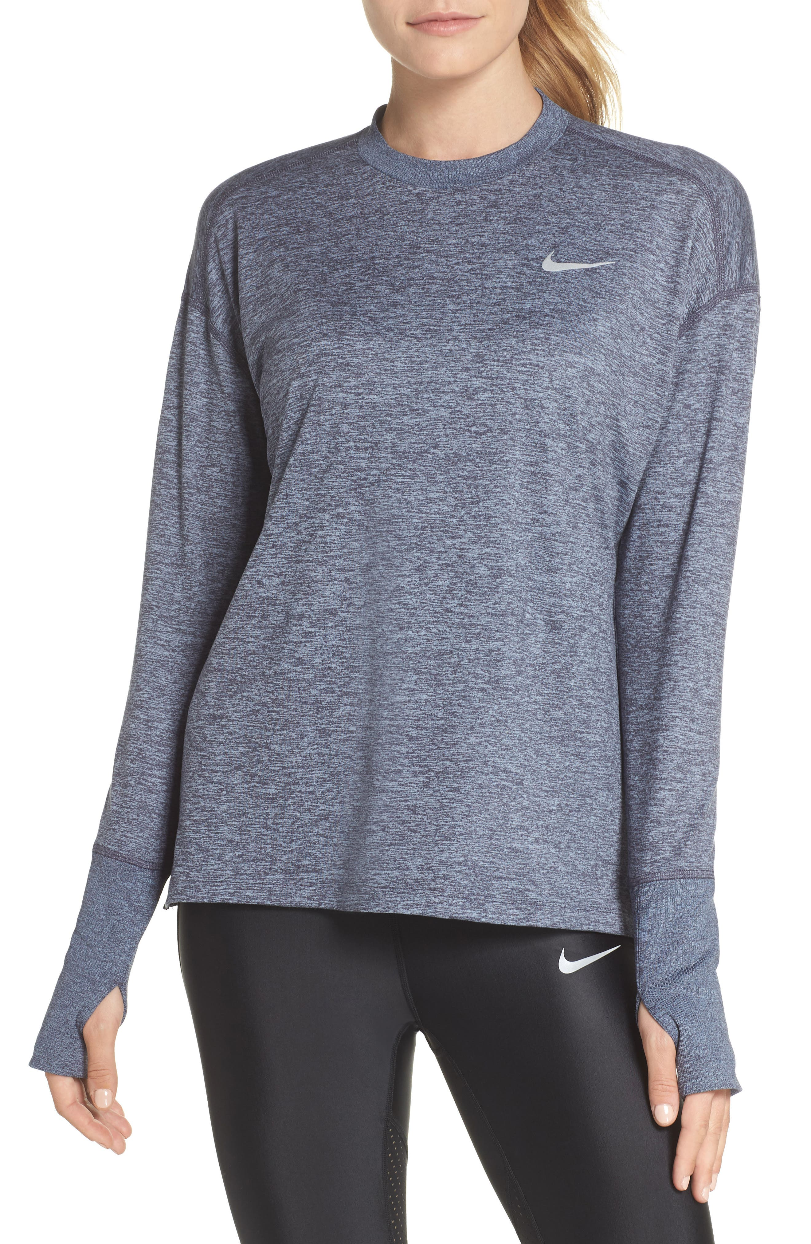 Dry Element Crewneck Top,                         Main,                         color, 081
