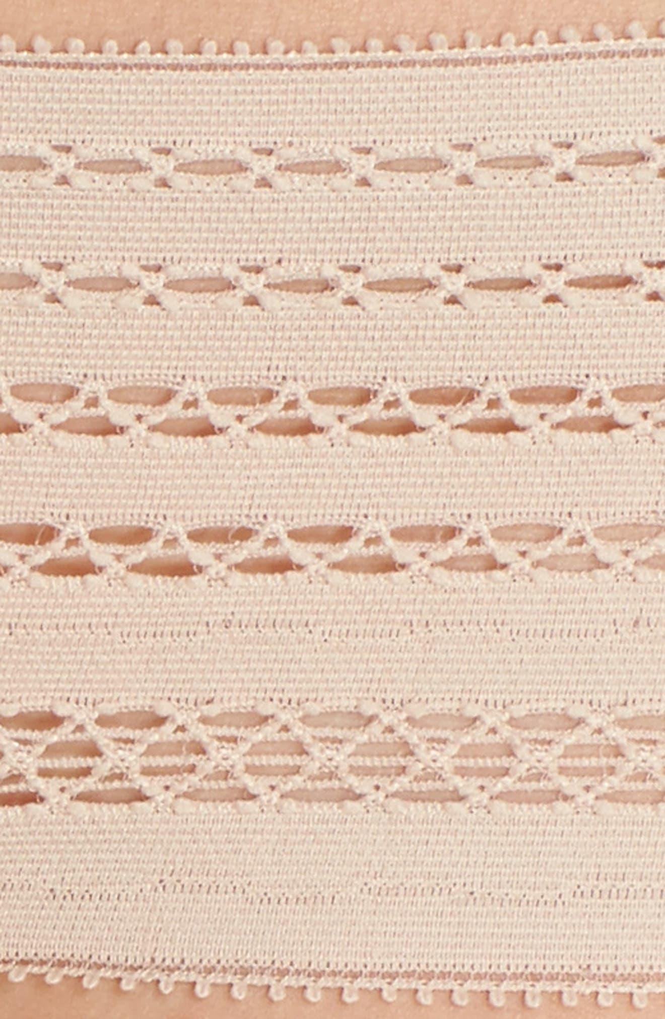 Lace Thong,                             Alternate thumbnail 19, color,
