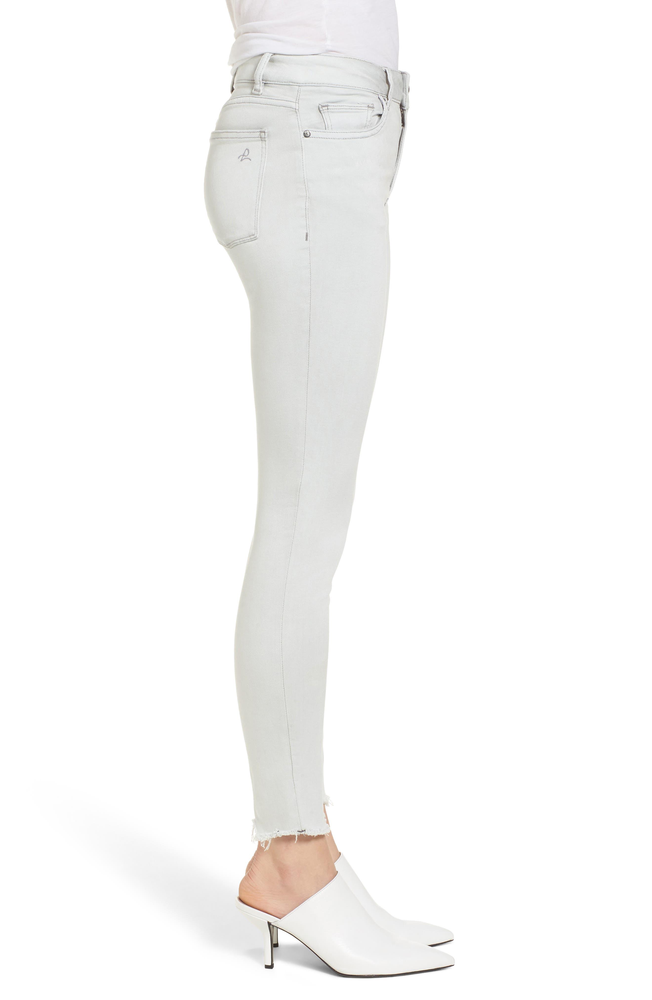 Margaux Instasculpt Ankle Skinny Jeans,                             Alternate thumbnail 3, color,                             020