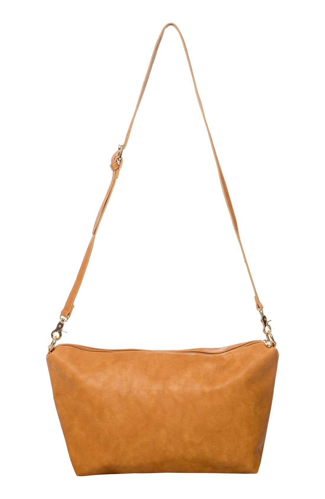 Masterpiece Vegan Leather Tote,                             Alternate thumbnail 6, color,                             200