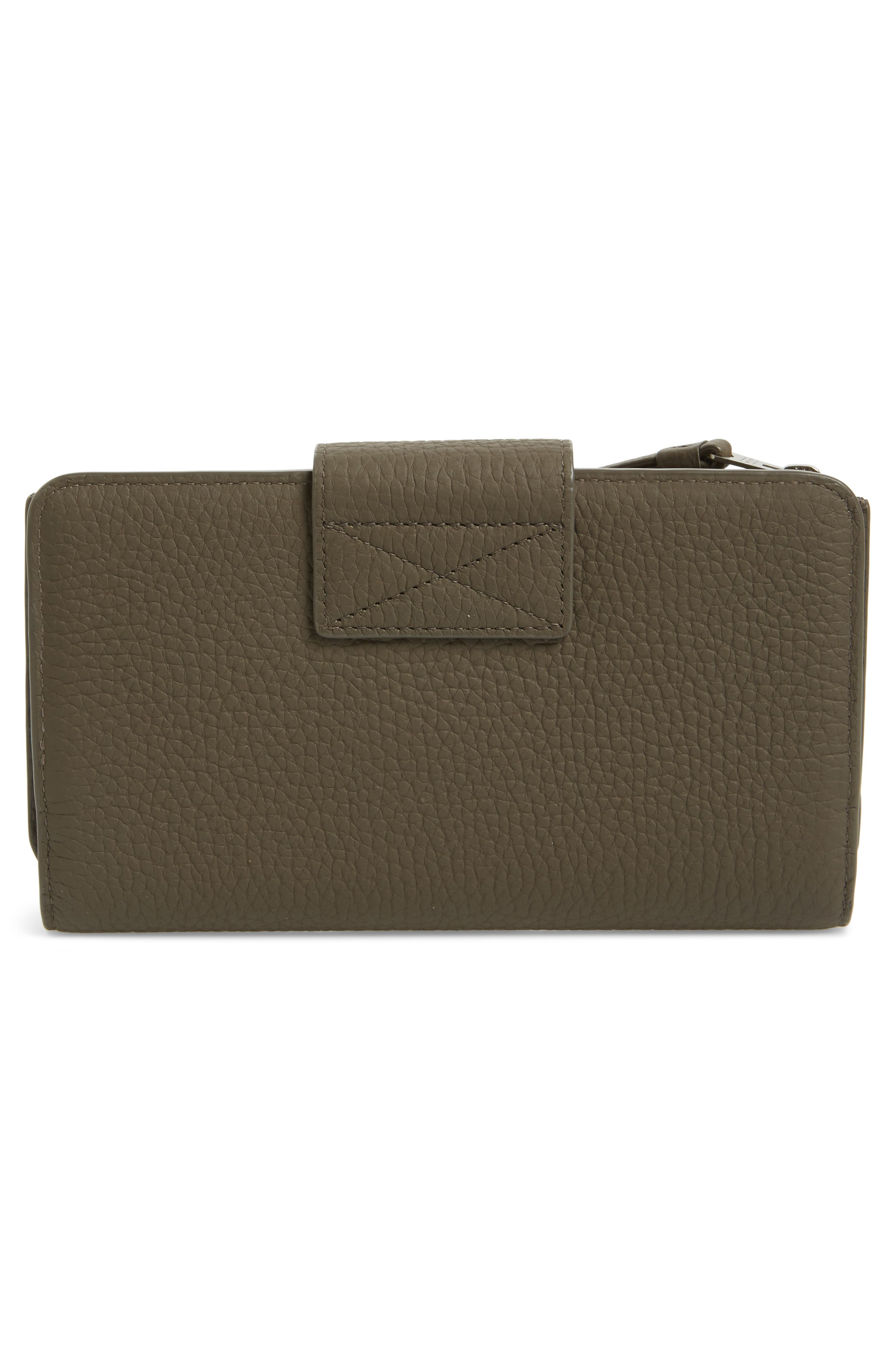 Ray Leather Wallet,                             Alternate thumbnail 3, color,                             024