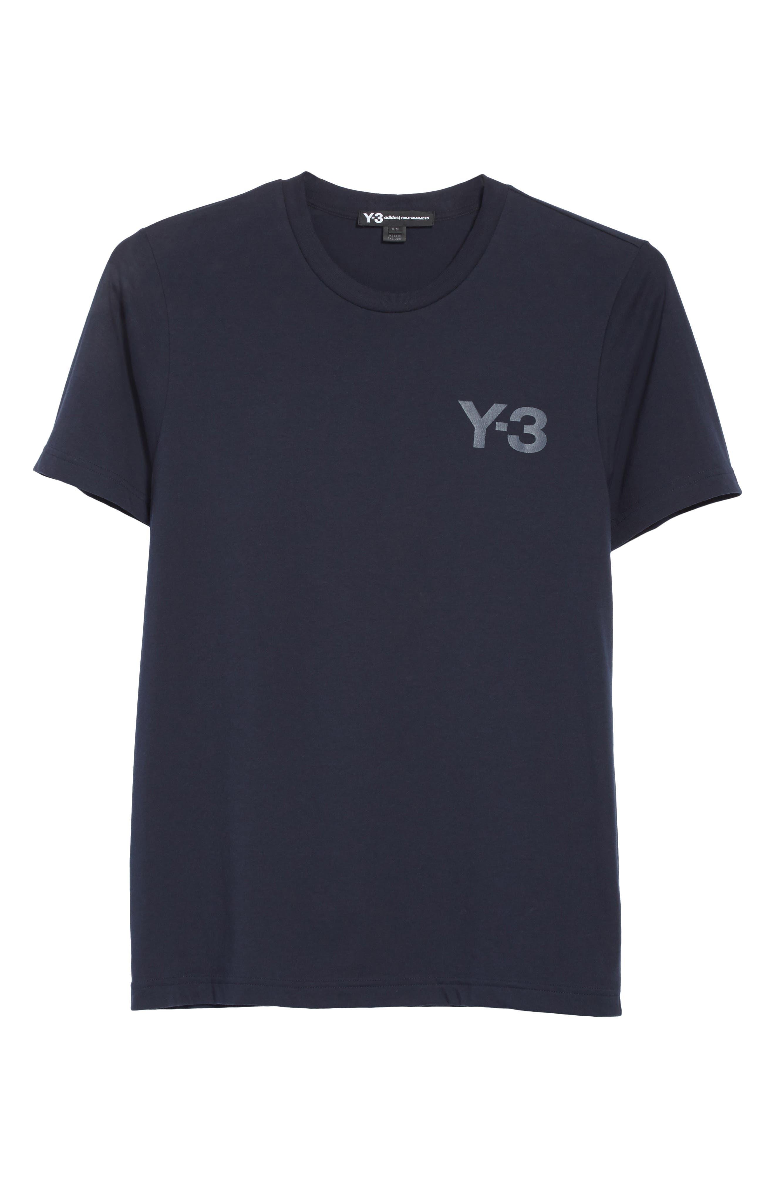 Logo Print T-Shirt,                             Alternate thumbnail 6, color,