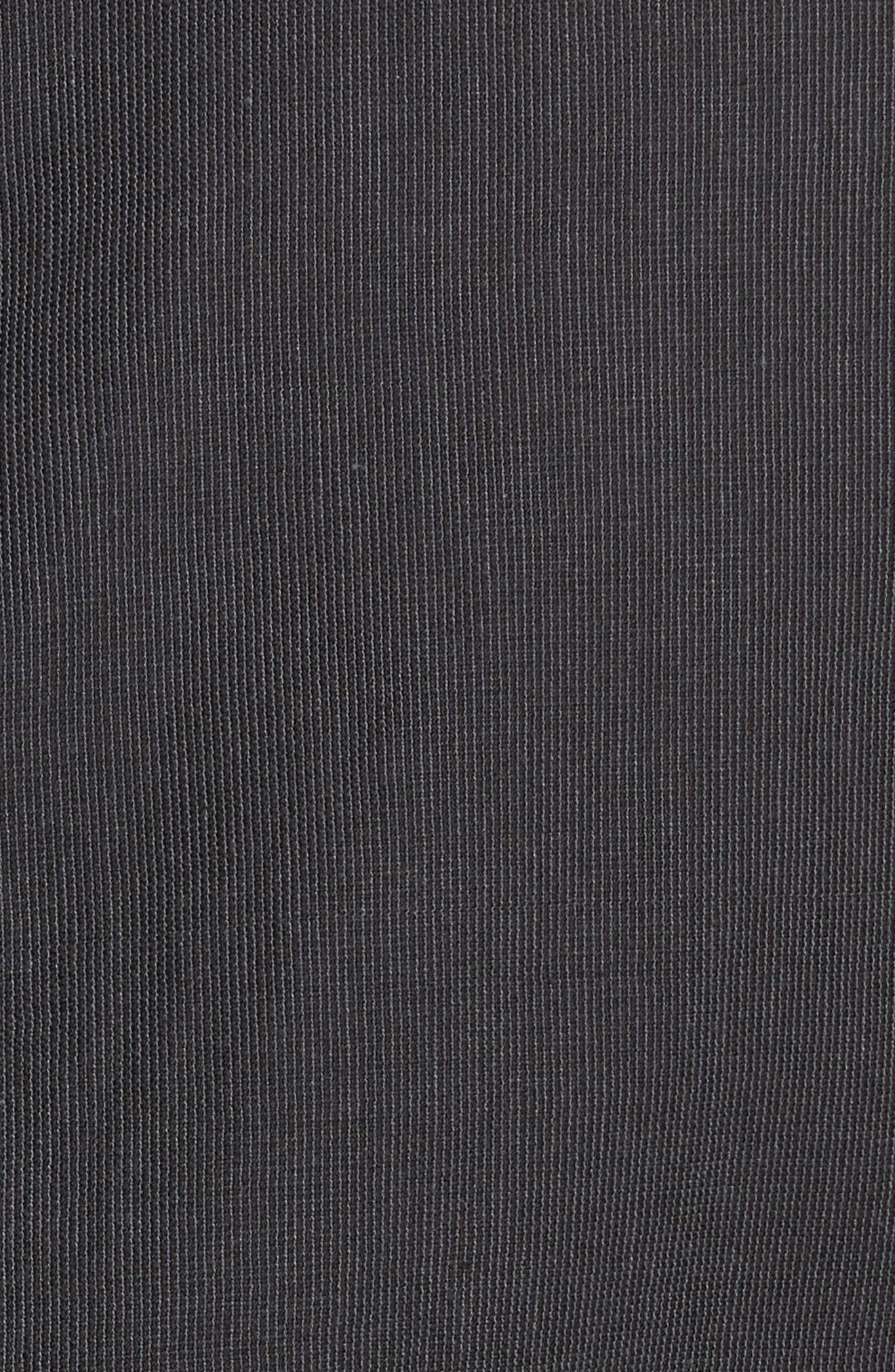 Textured Cotton Coach's Jacket,                             Alternate thumbnail 6, color,                             001