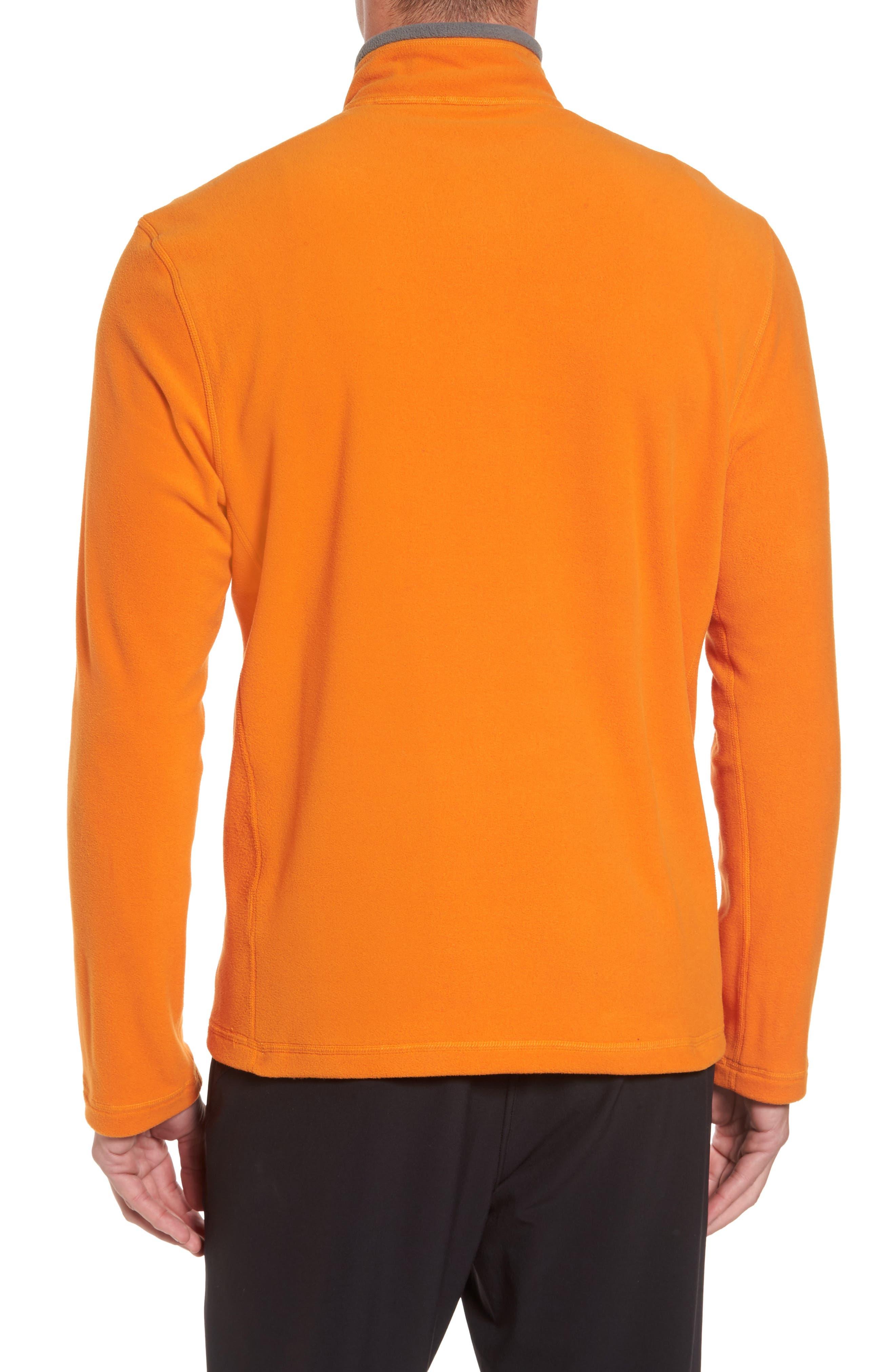 'TKA 100 Glacier' Quarter Zip Fleece Pullover,                             Alternate thumbnail 61, color,