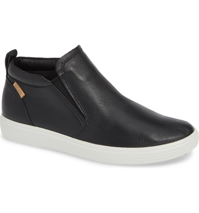 70246be845c8 ECCO Soft 7 Slip-On High Top Sneaker (Women)