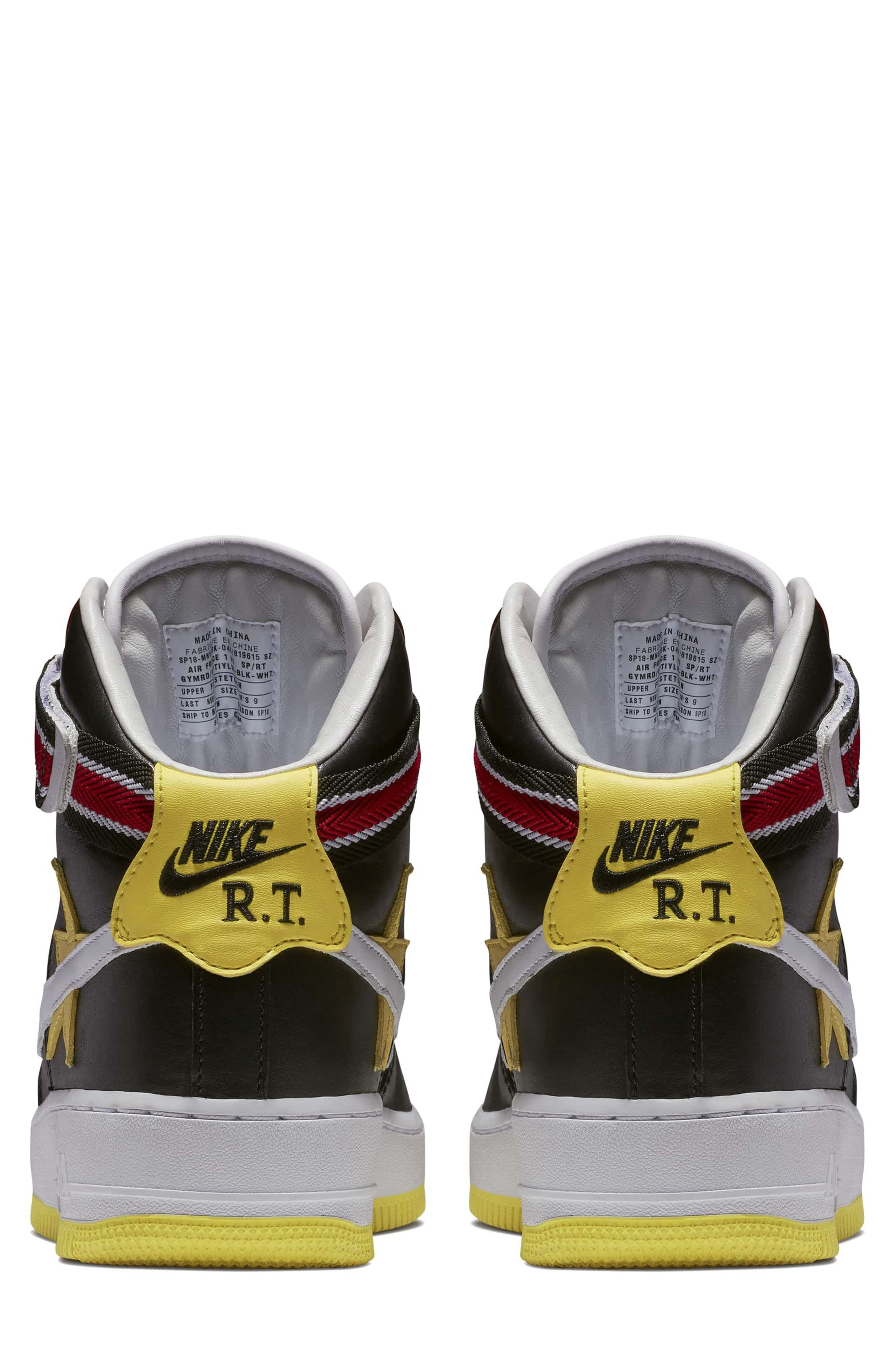 Air Force 1 High RT Sneaker,                             Alternate thumbnail 2, color,                             600