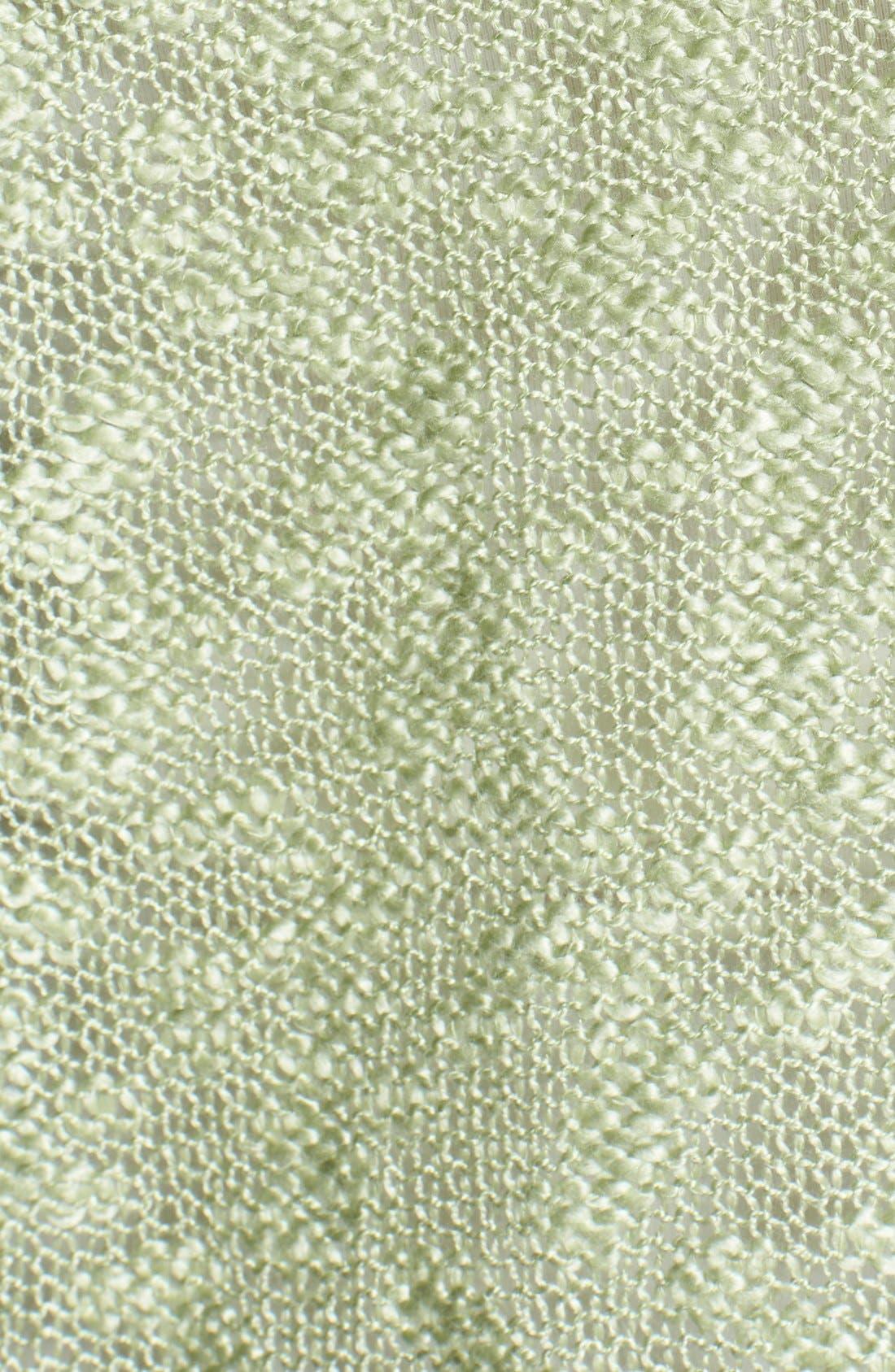 LOVE BY DESIGN,                             Crochet Hem Sweater,                             Alternate thumbnail 2, color,                             330