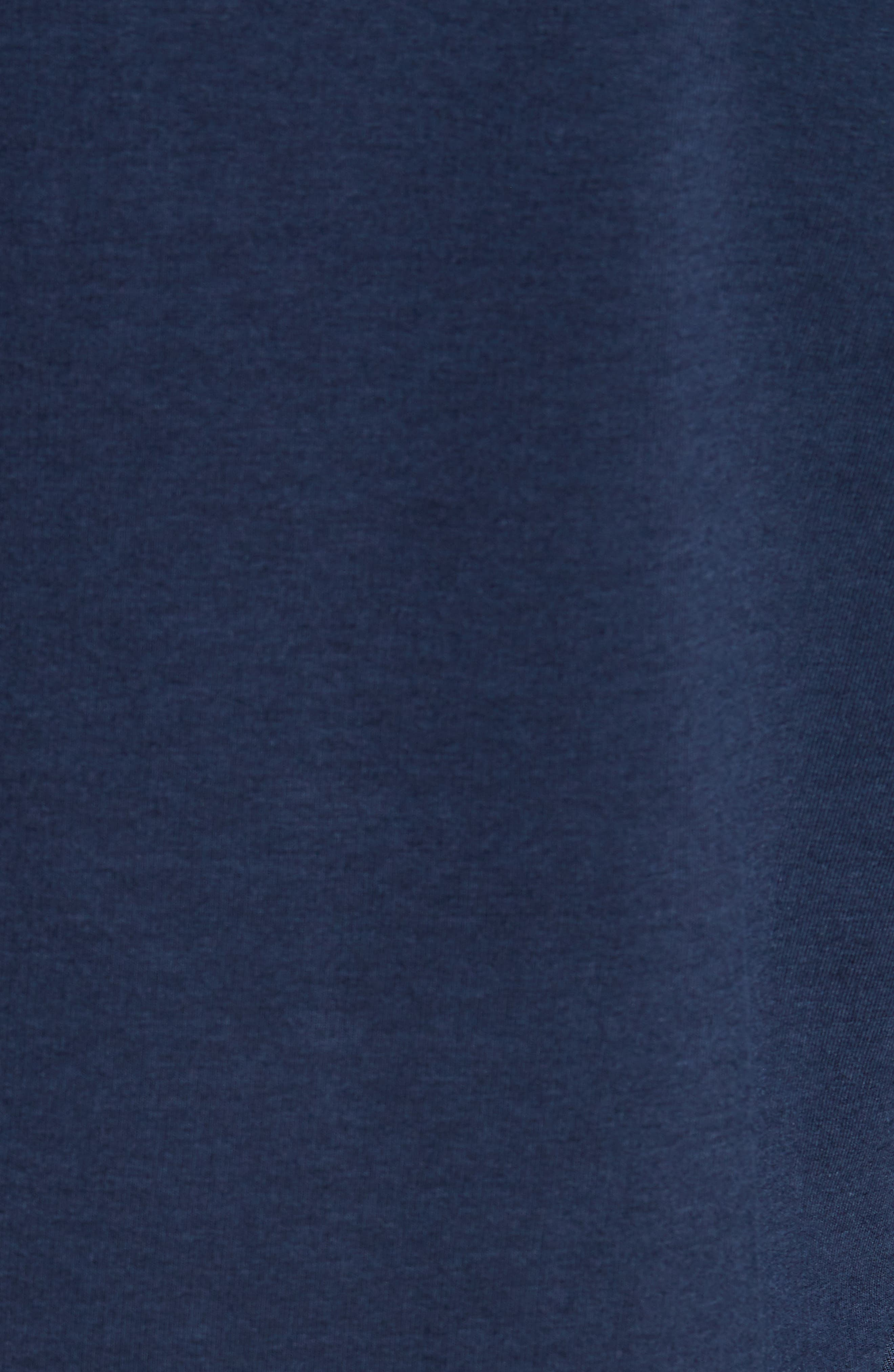 Legacy Henley,                             Alternate thumbnail 5, color,                             CLASSIC NAVY