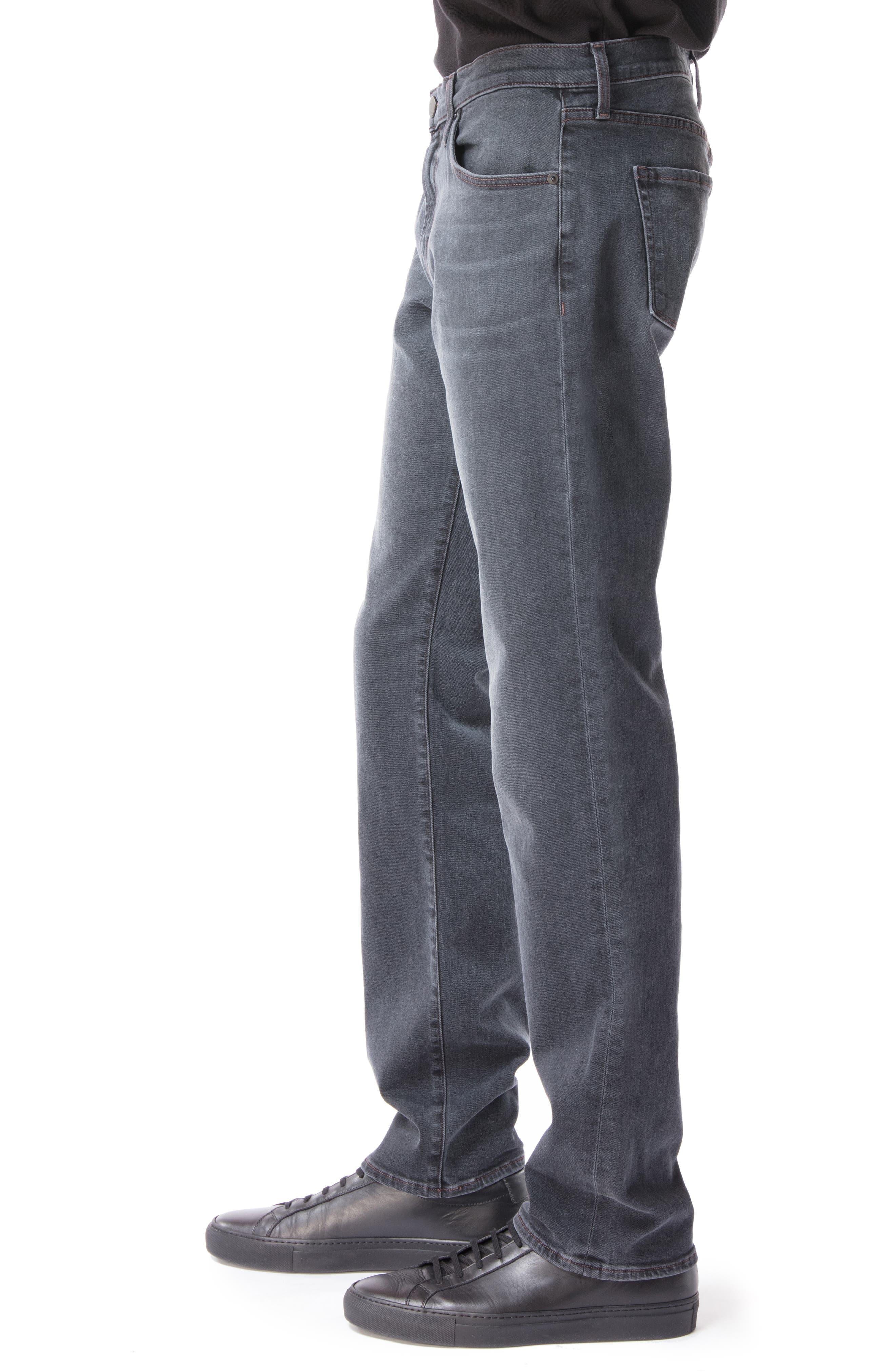 Kane Slim Straight Leg Jeans,                             Alternate thumbnail 3, color,                             018