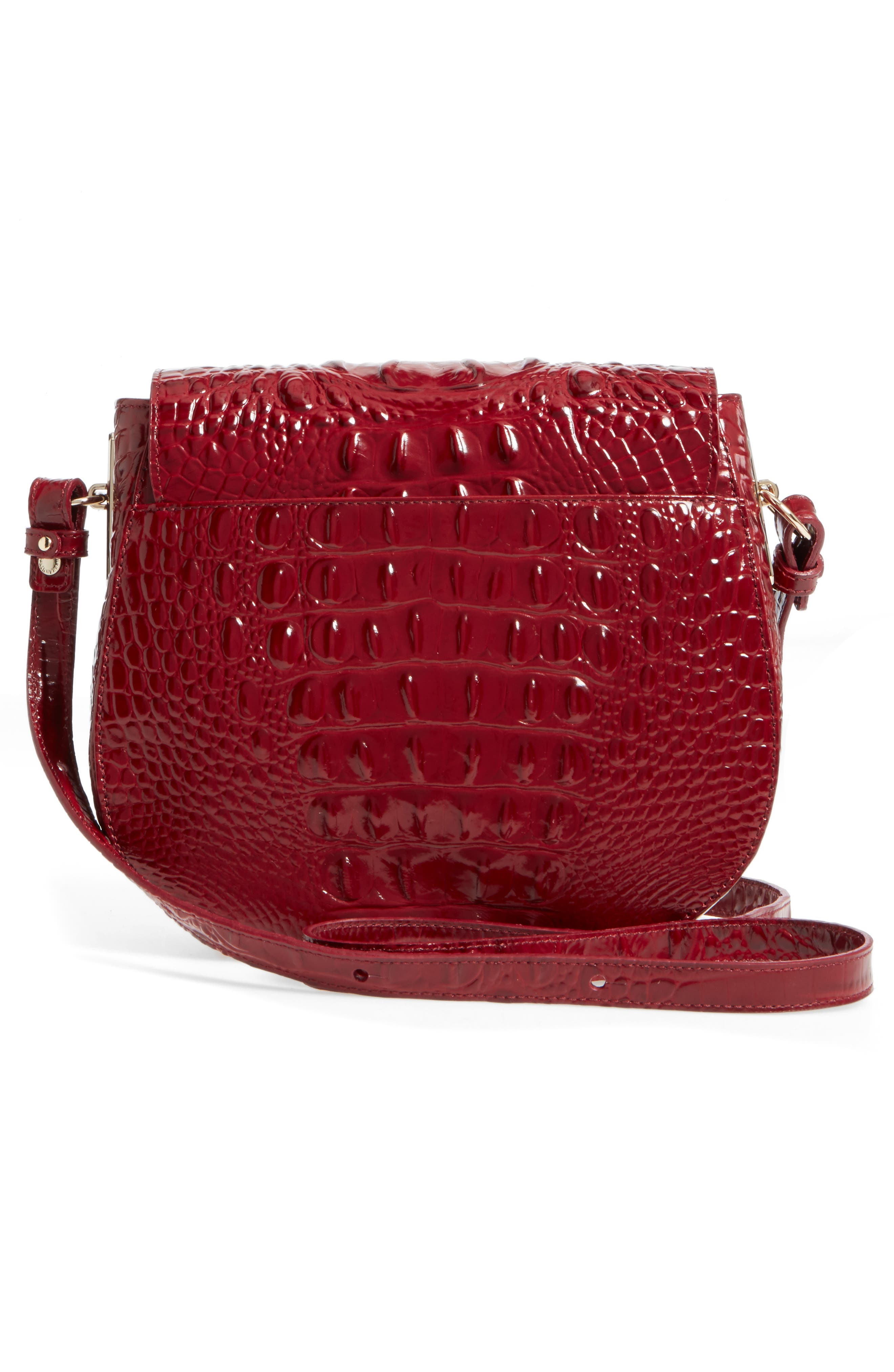 Melbourne - Lizzie Leather Crossbody Bag,                             Alternate thumbnail 15, color,