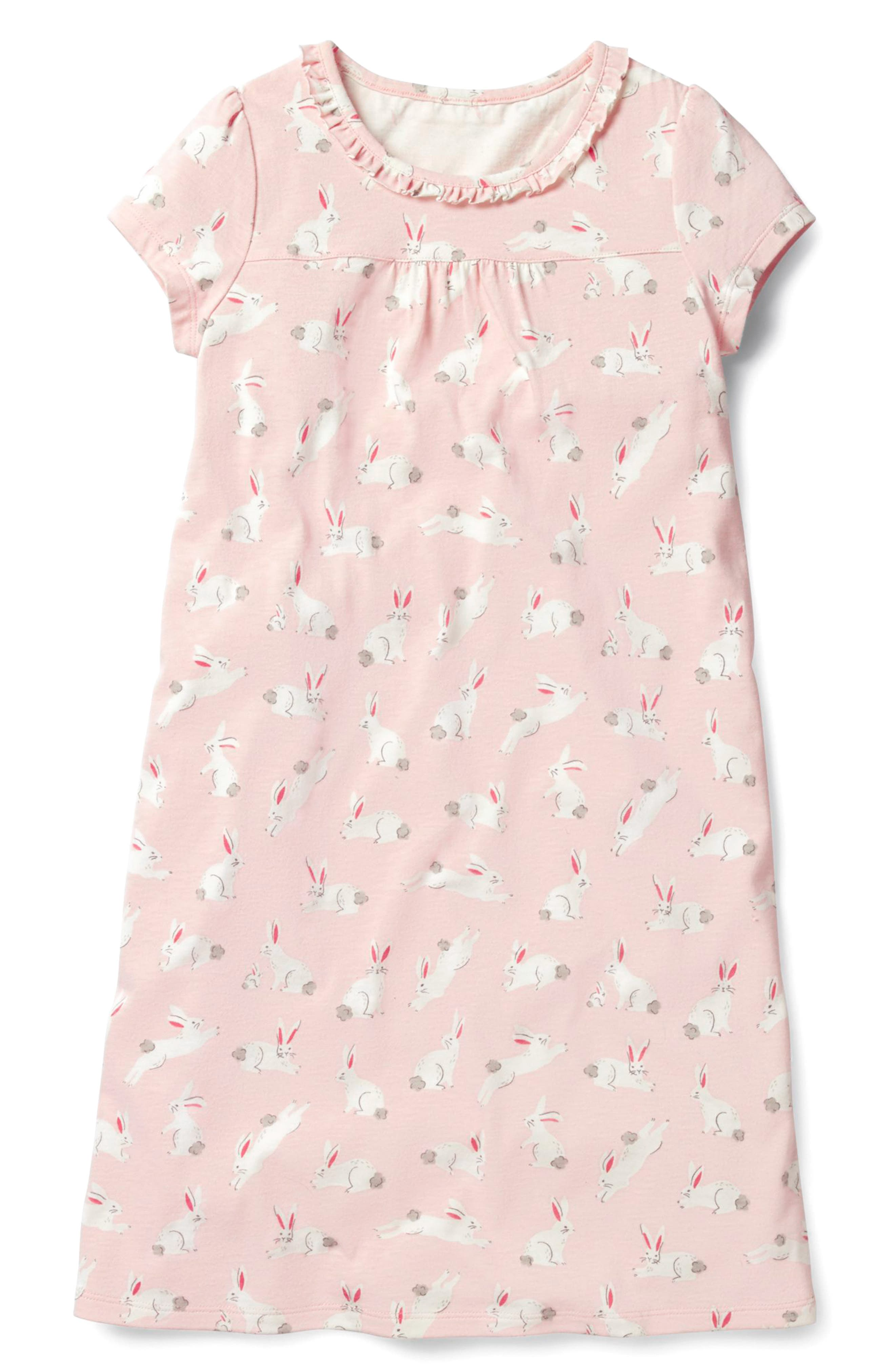 Print Nightgown,                         Main,                         color, 684