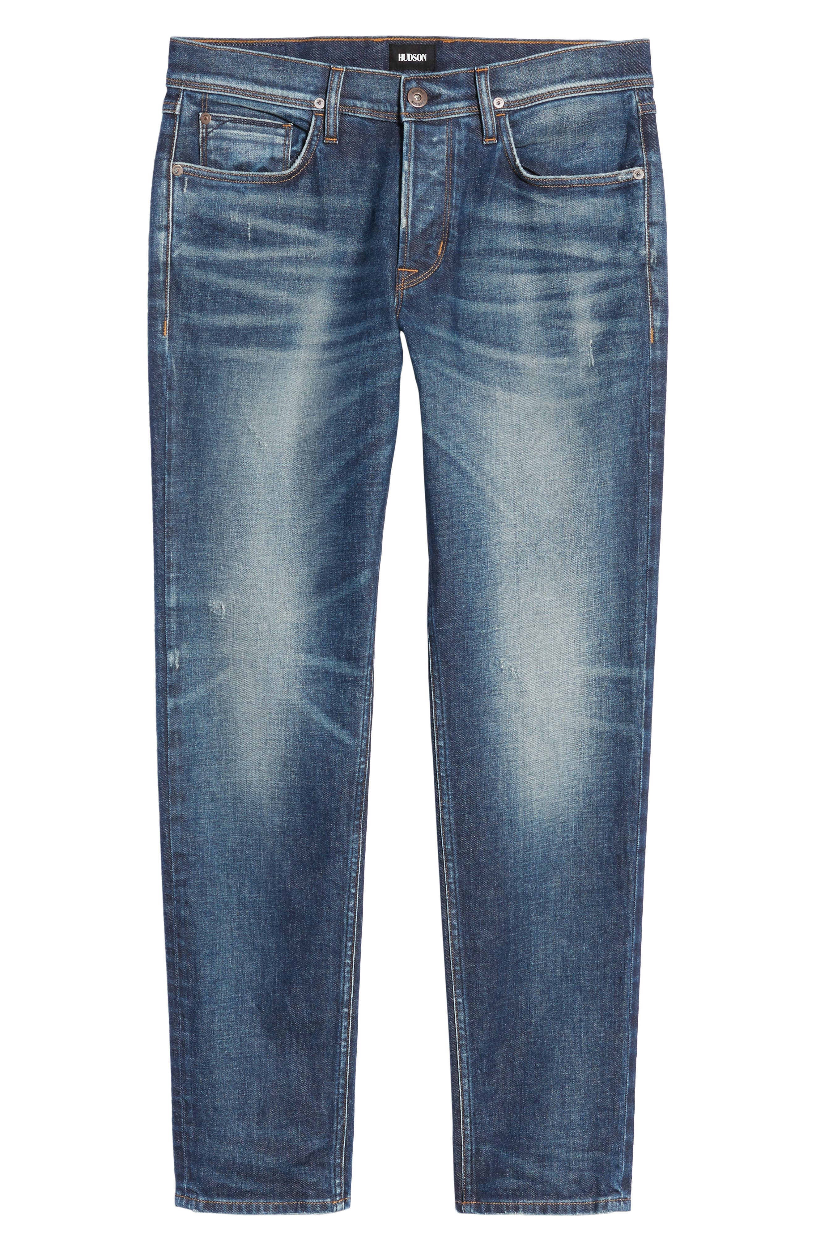 Sartor Slouchy Skinny Fit Jeans,                             Alternate thumbnail 6, color,                             427