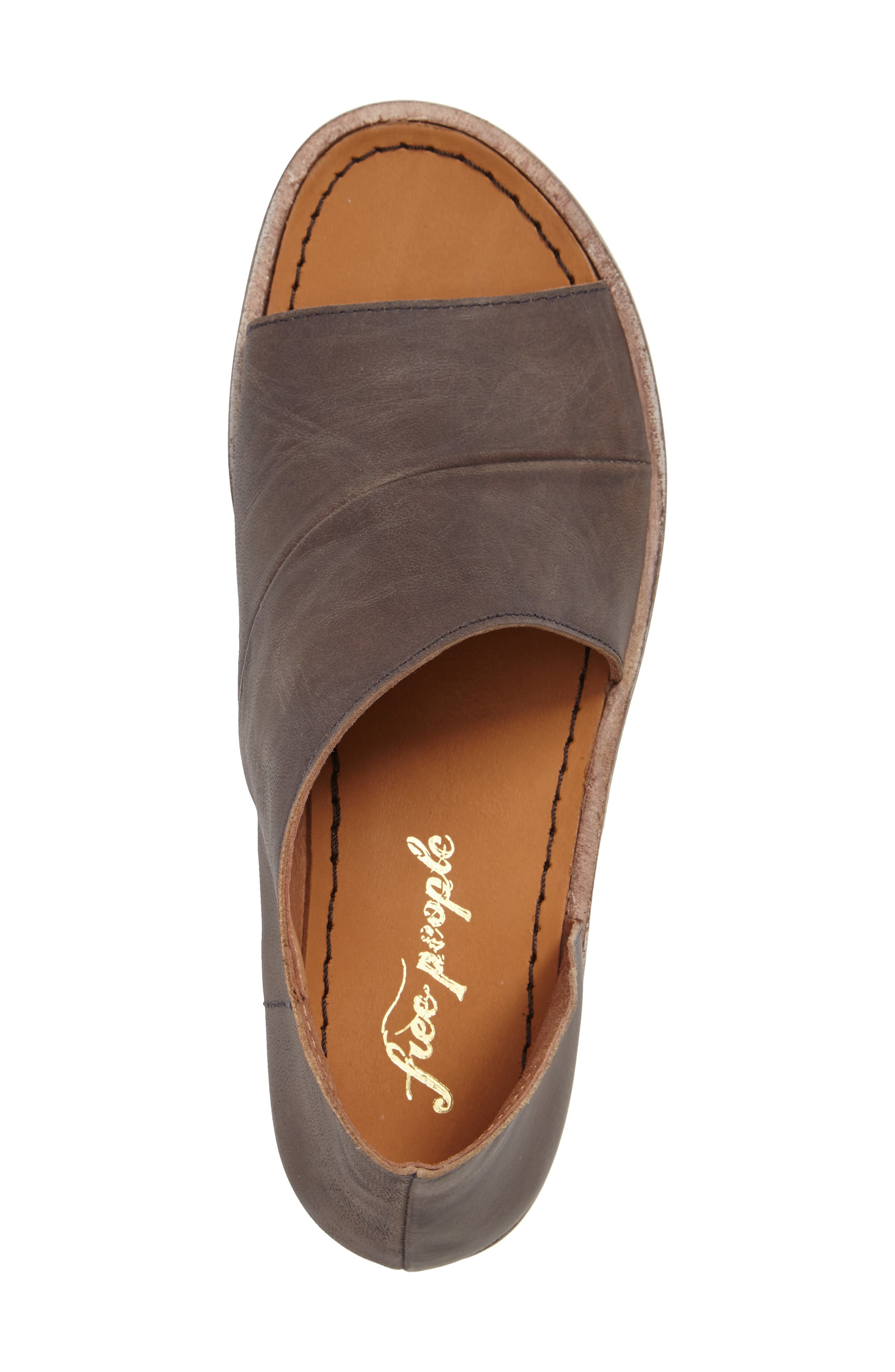 'Mont Blanc' Asymmetrical Sandal,                             Alternate thumbnail 36, color,